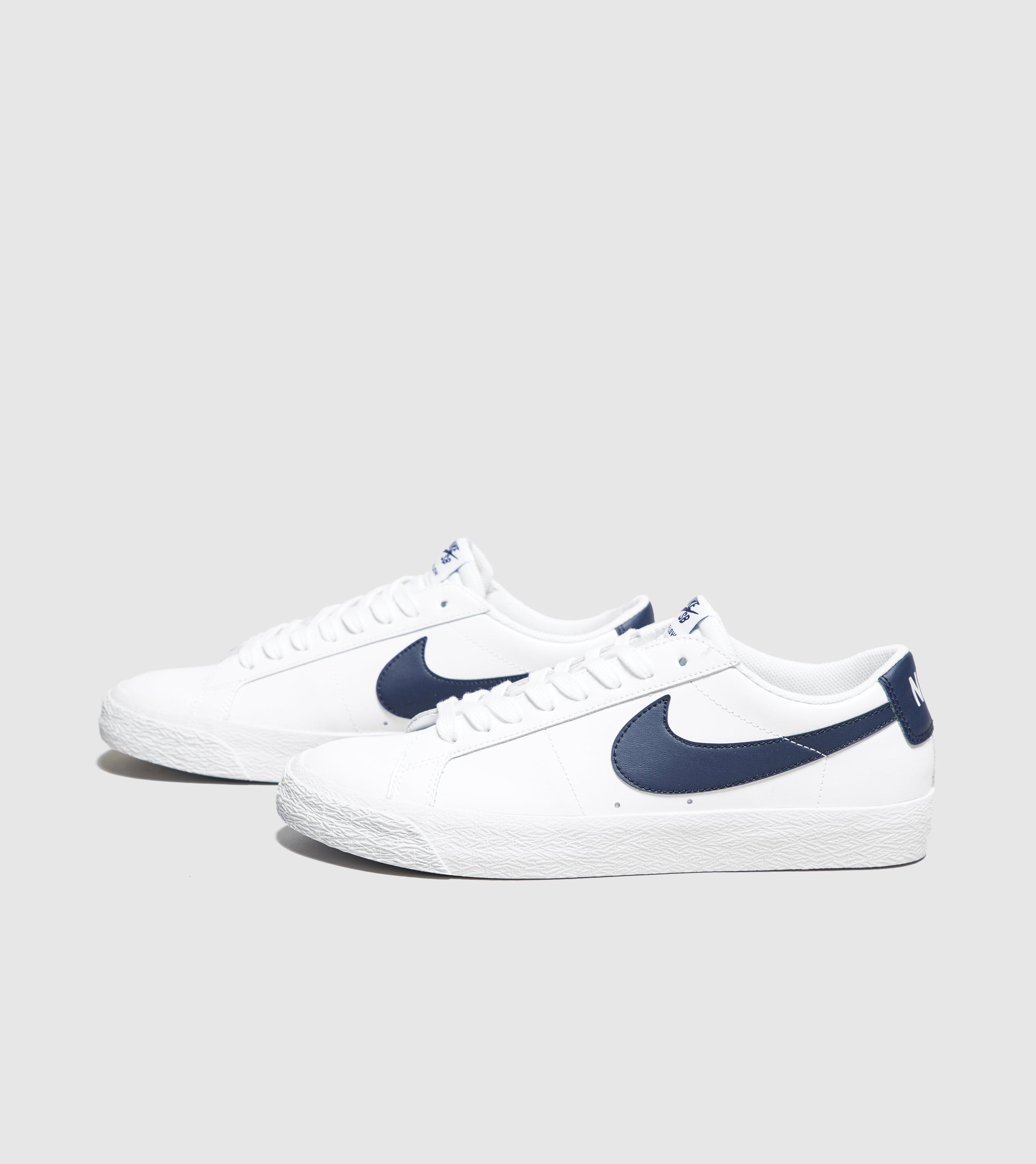Nike. Men's Blue Blazer Low