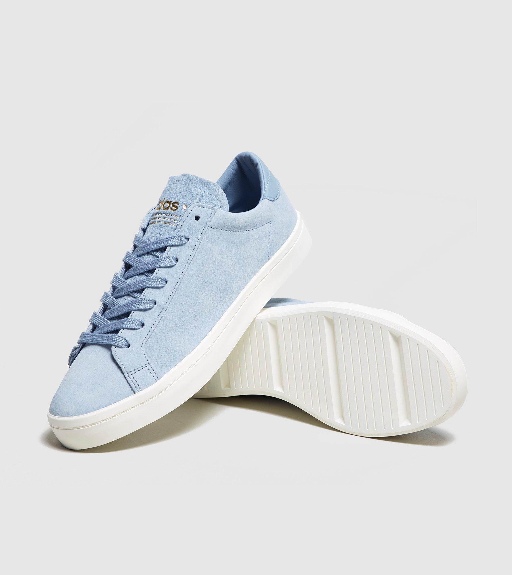 Lyst adidas Originals Court Vantage Suede en en Suede color azul para hombres 18c4b9