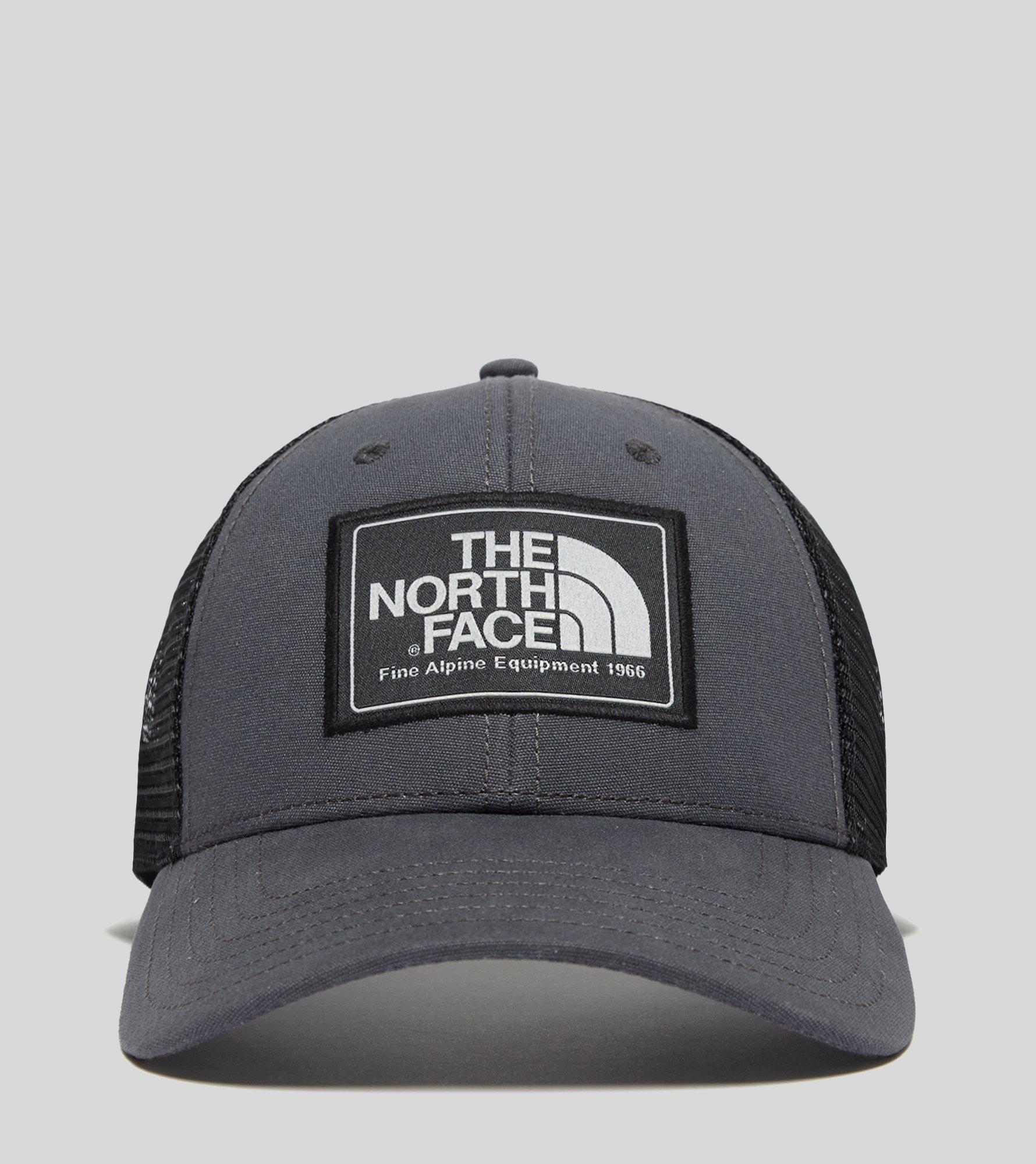 c322077155f6a Lyst - The North Face Mudder Trucker Cap in Gray for Men