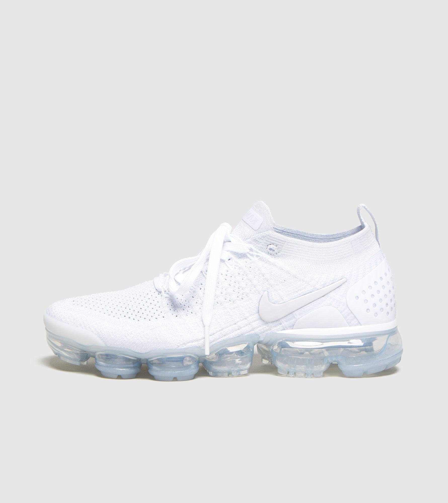 b434917f56781 Lyst - Nike Air Vapormax Flyknit 2 Women s in White