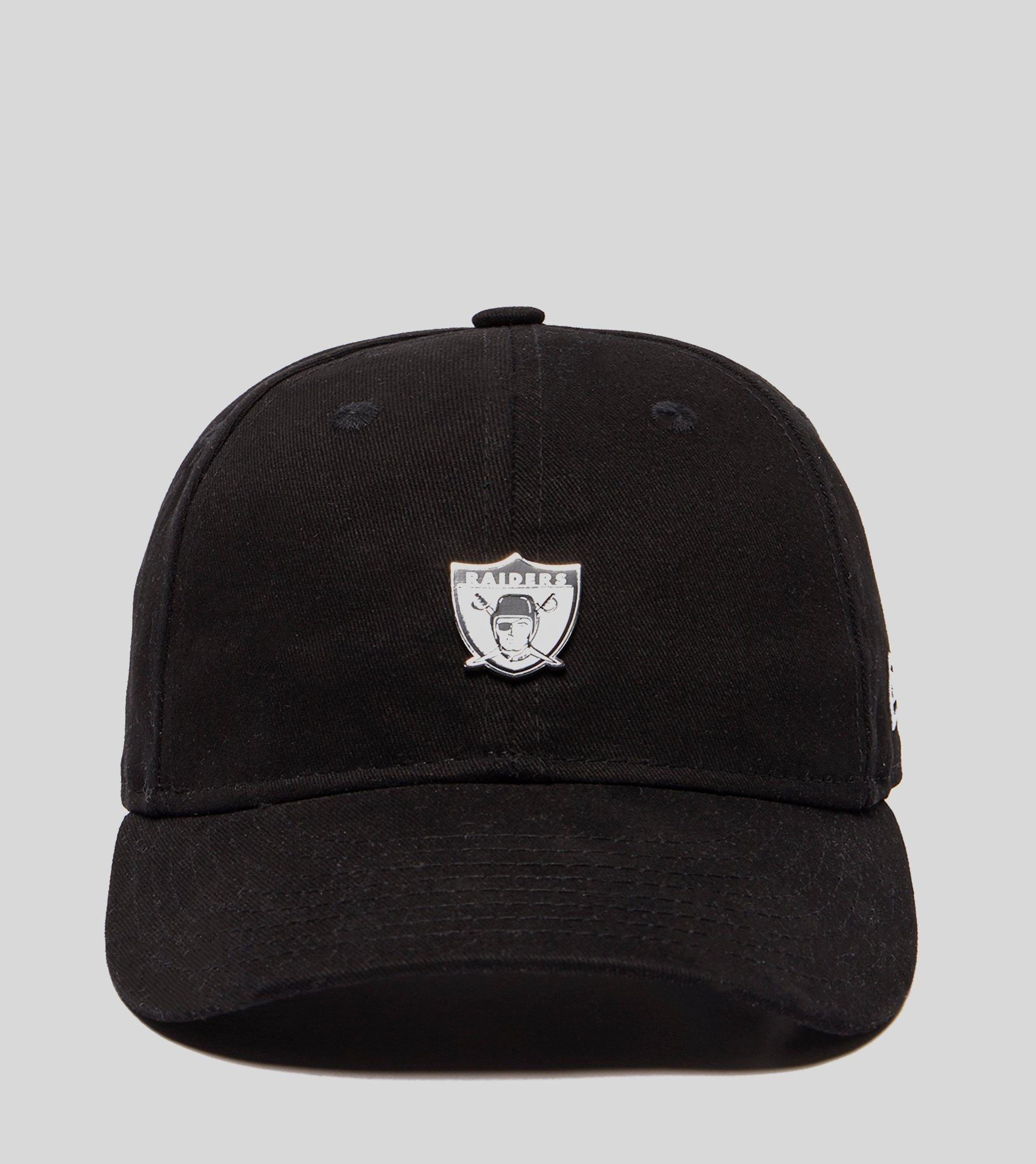 5378af3928d Lyst - KTZ 9fifty Low Pin Raiders Cap in Black for Men