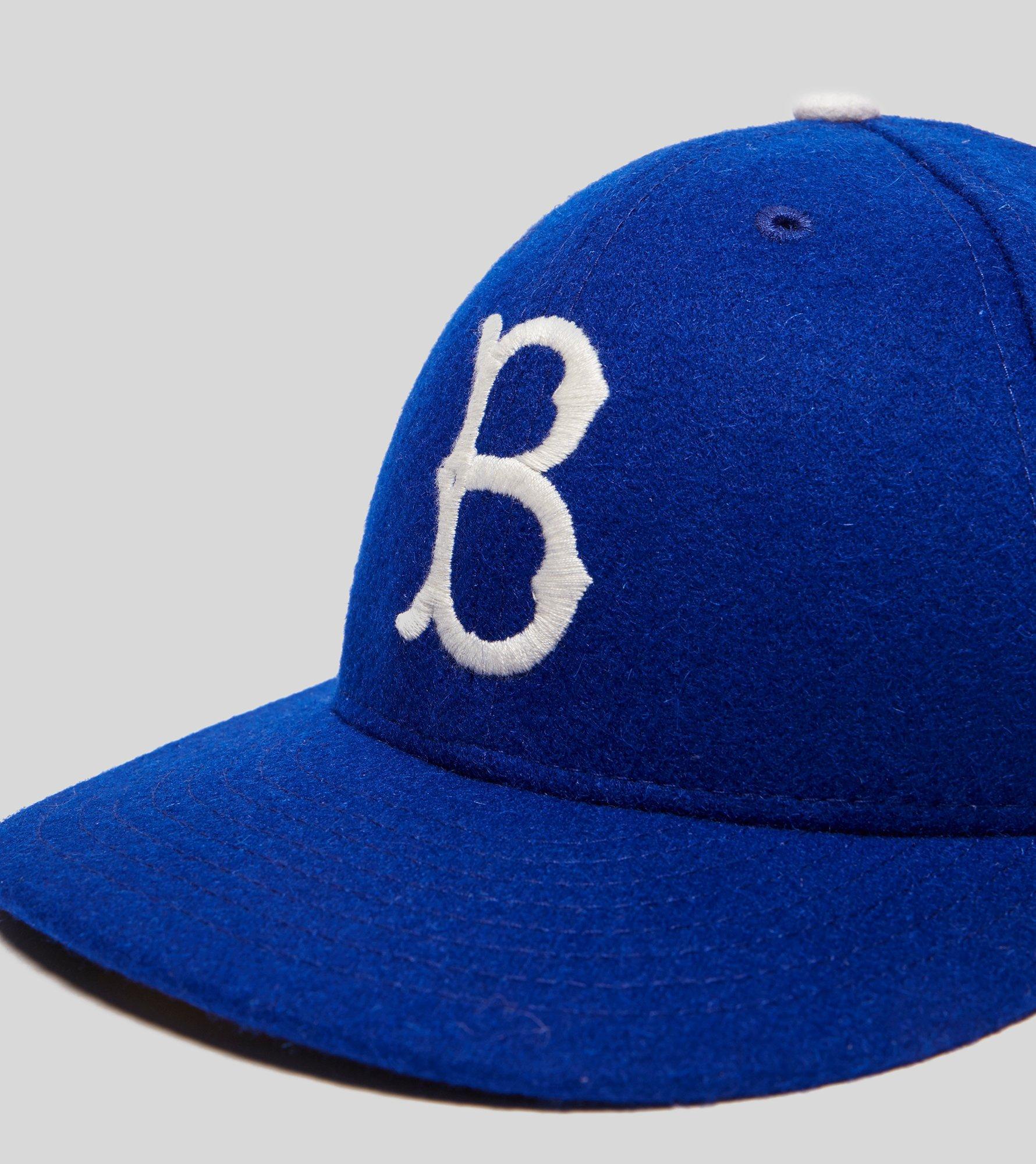 Lyst - KTZ 59fifty Low Profile Brooklyn Dodgers Cap in Blue for Men d1429e412b0
