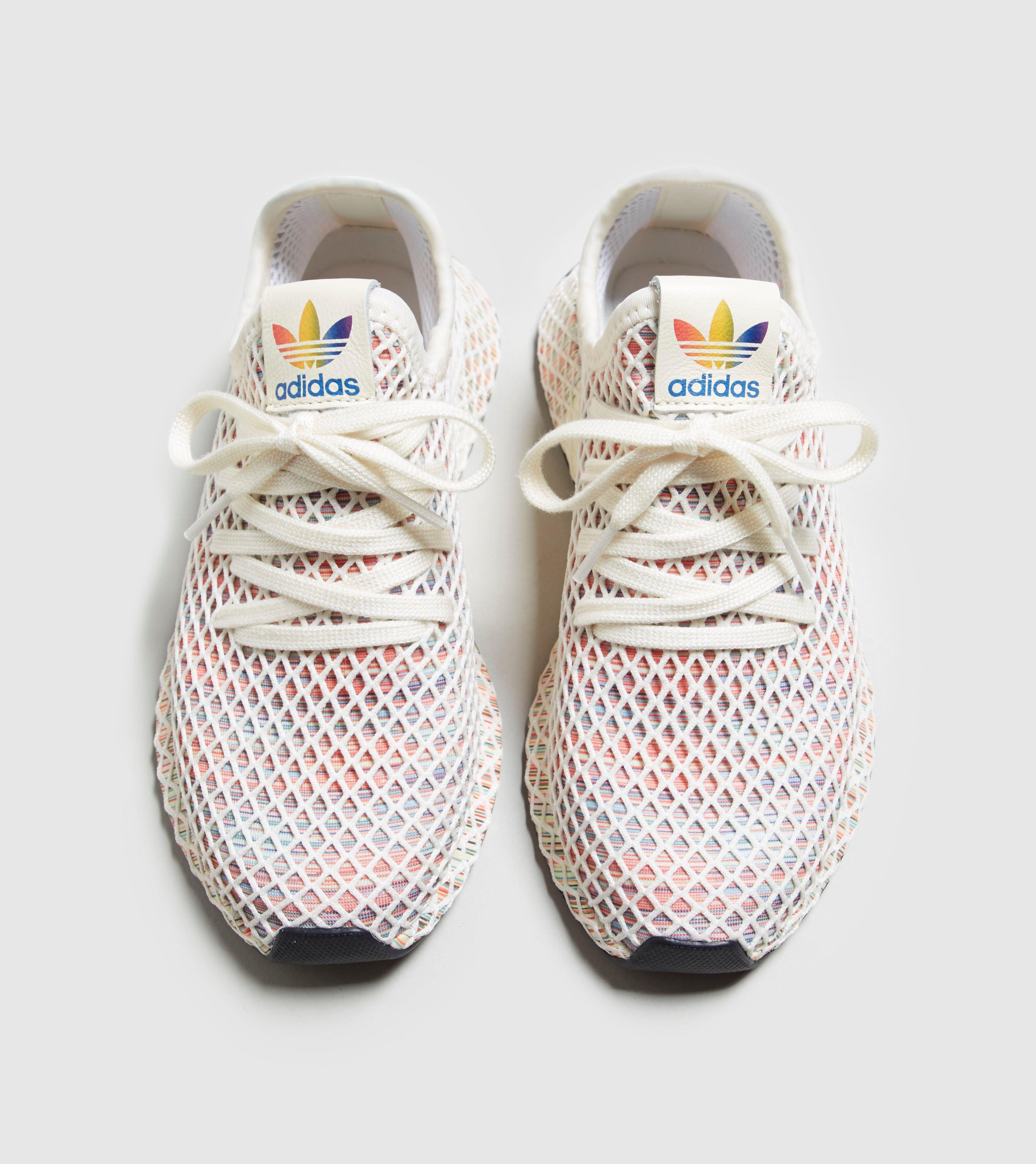 67b1131fc055a Lyst - adidas Originals Deerupt Pride Women s