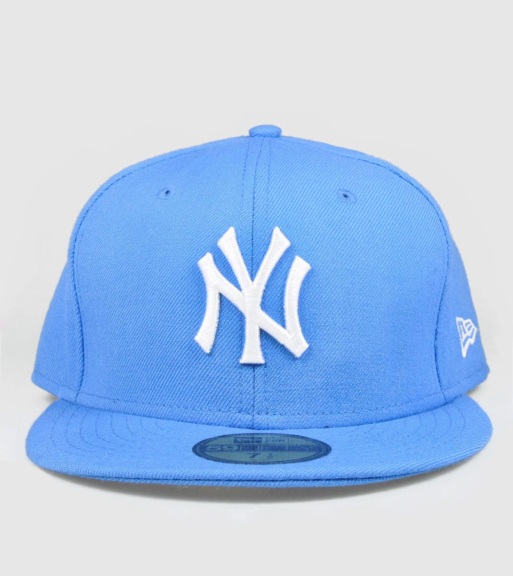 2a78c3406a1 Lyst - Ktz Mlb New York Yankees 59fifty Fitted Cap in Blue for Men