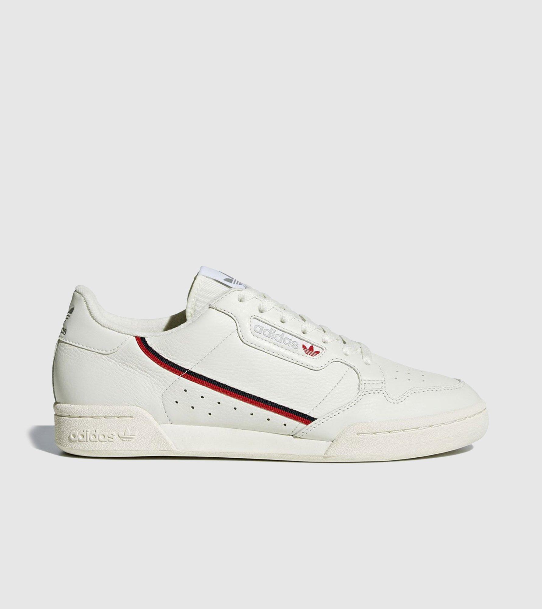 84562fac1 Adidas Originals Continental 80 in White for Men - Lyst