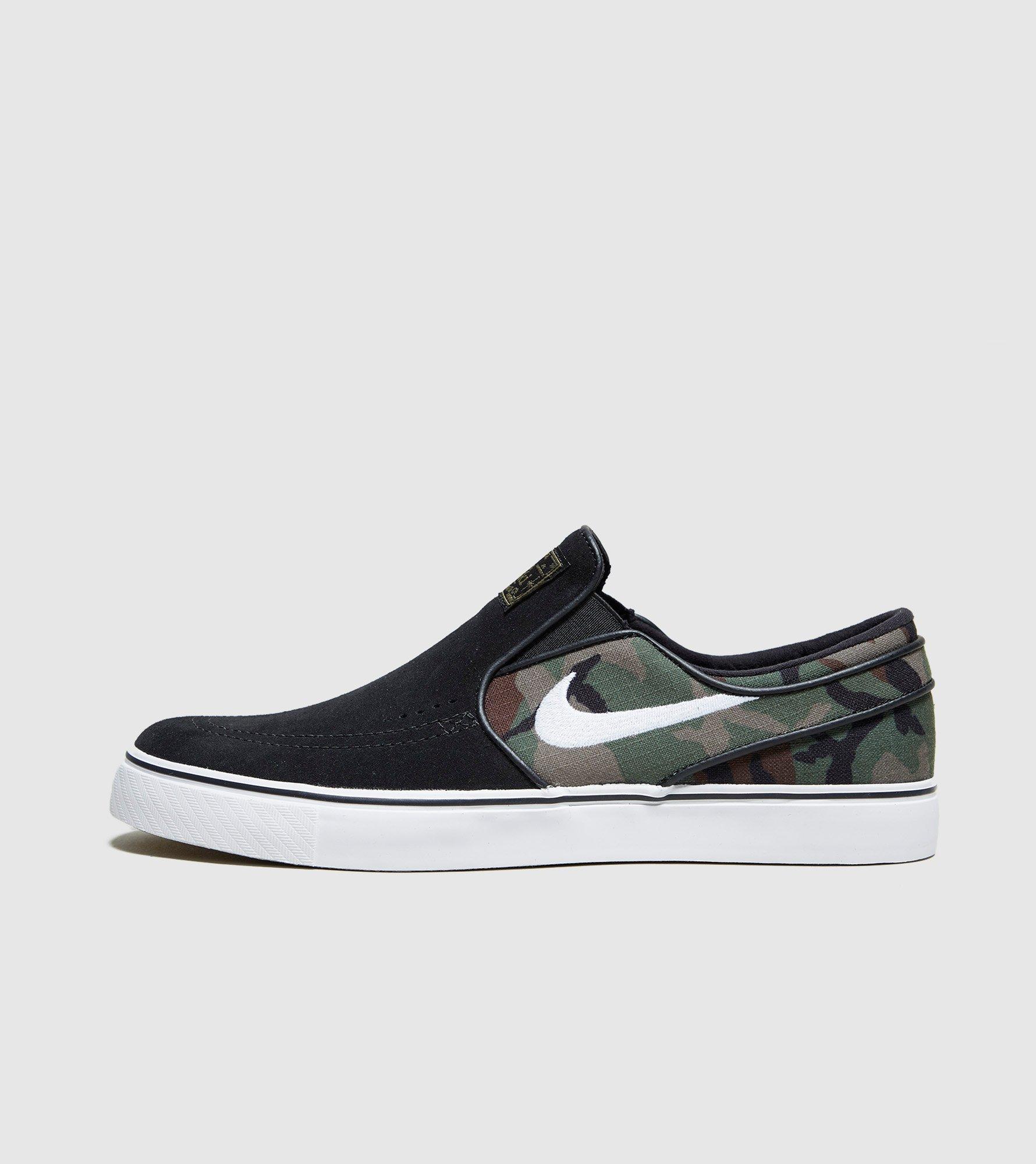 4e917d14142 Lyst - Nike Zoom Stefan Janoski Slip-on in Black for Men