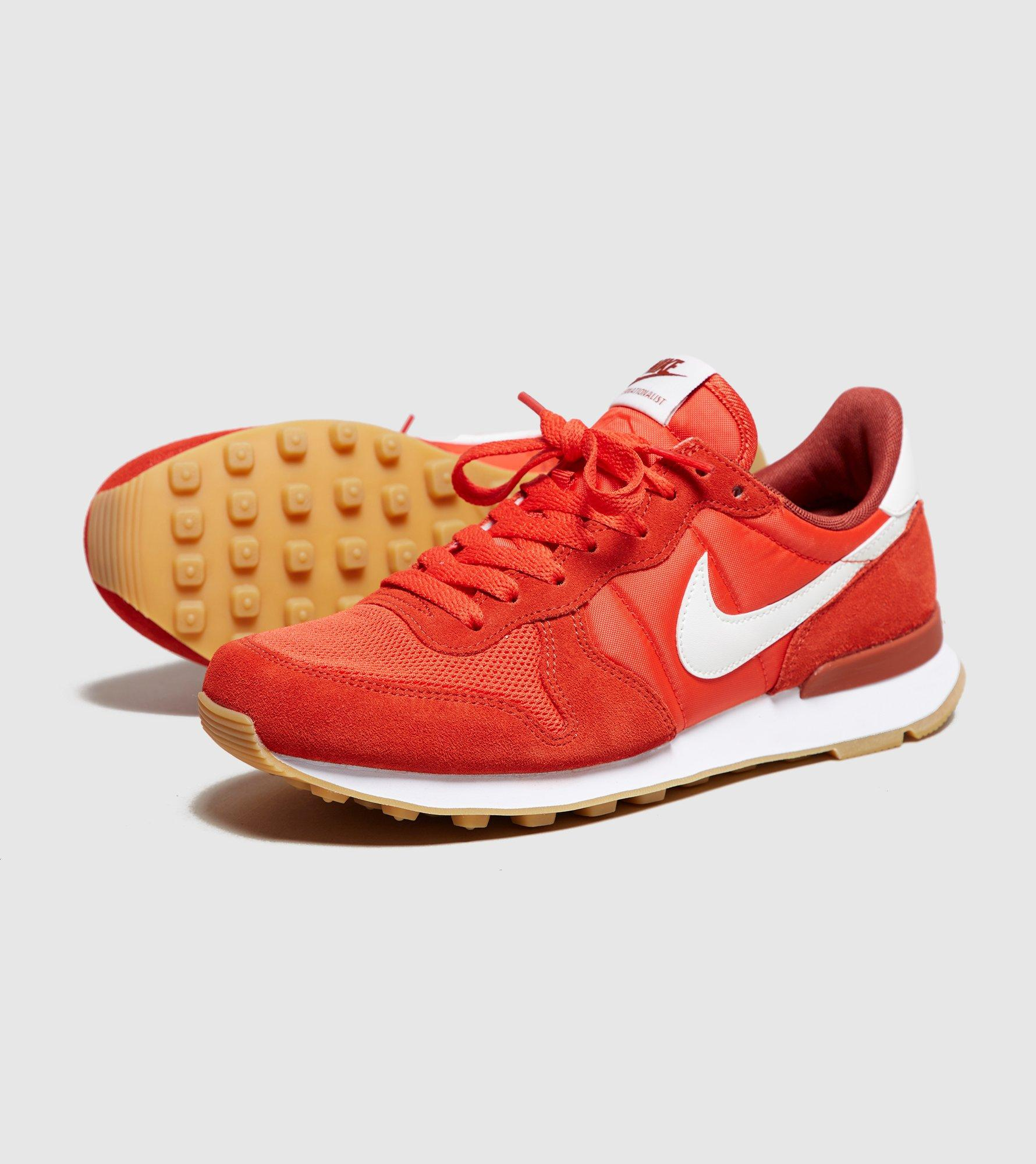 new style d7ae5 71b92 Lyst - Nike Internationalist Women s in Red