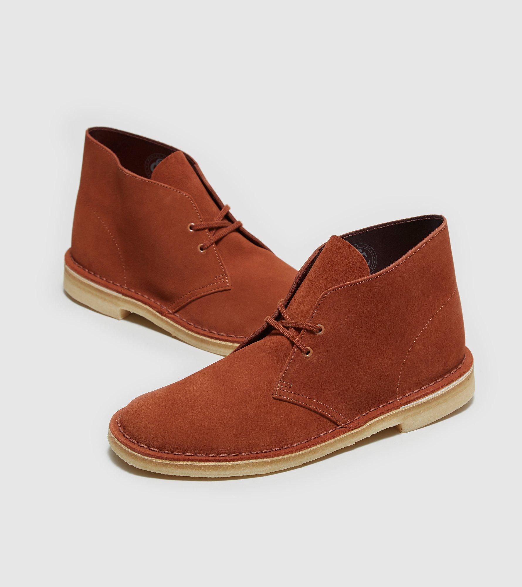 John Lewis Clarks Shoes Desert