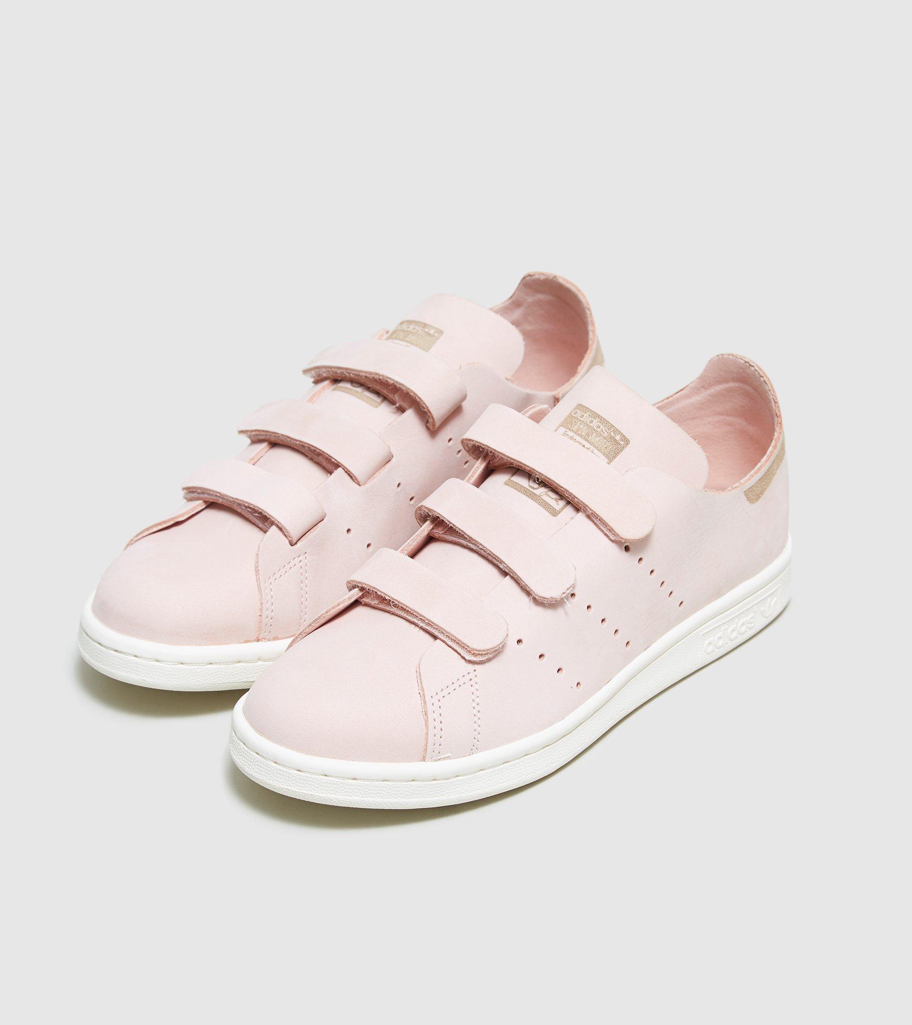 new arrivals 11c02 20430 Lyst - adidas Originals Stan Smith Op Cf Womens in Pink