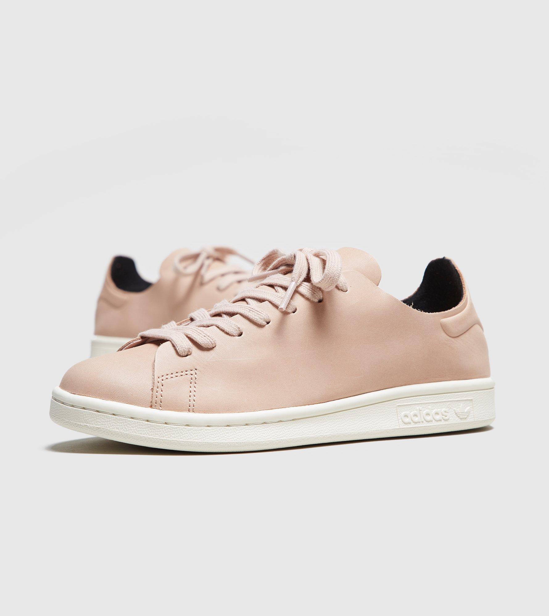 Lyst adidas Originals Stan Smith nuude  mujer 's en color rosa