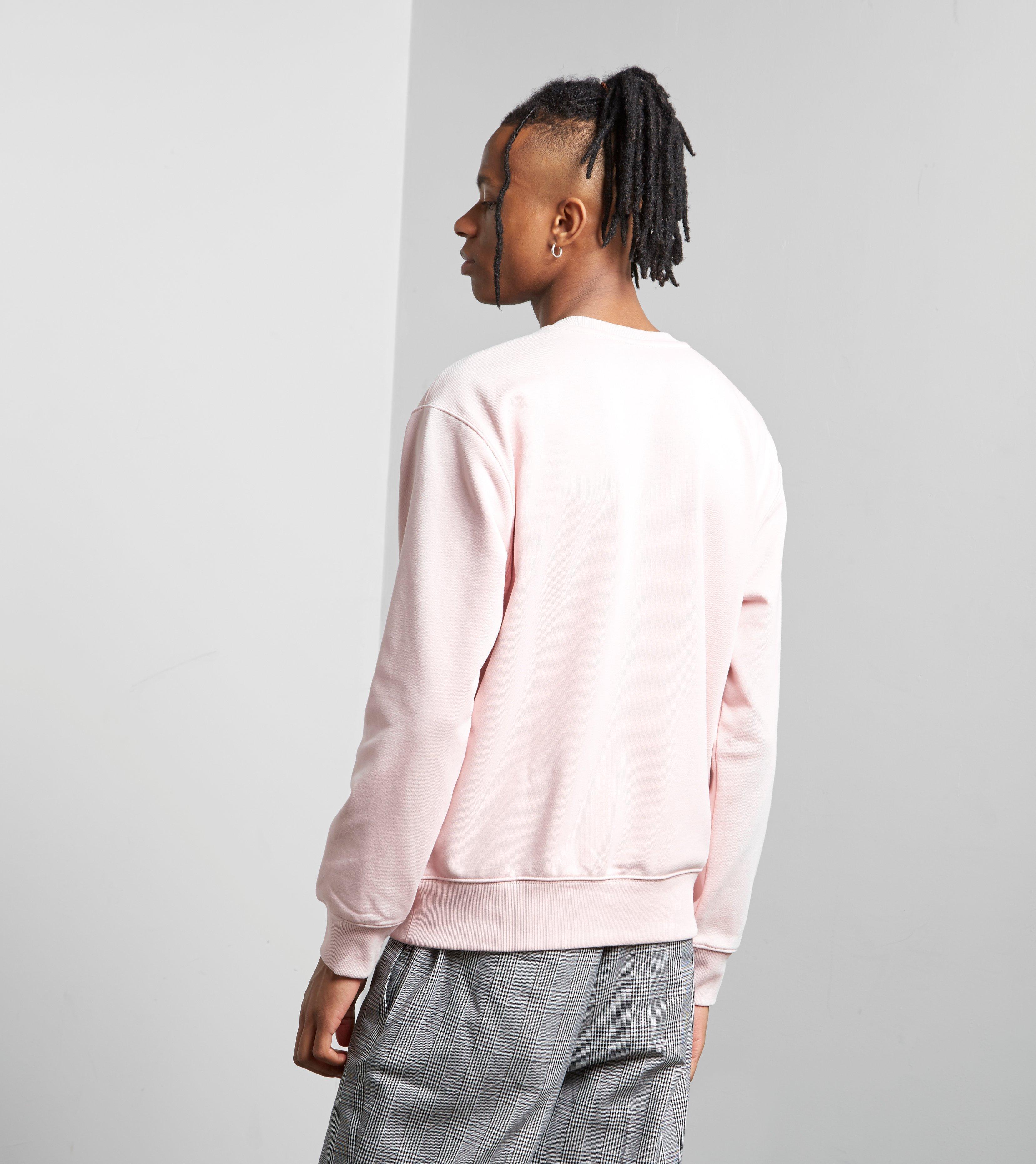 Carhartt WIP - Pink Big Script Sweatshirt for Men - Lyst. View fullscreen 4e1ce64b52f2
