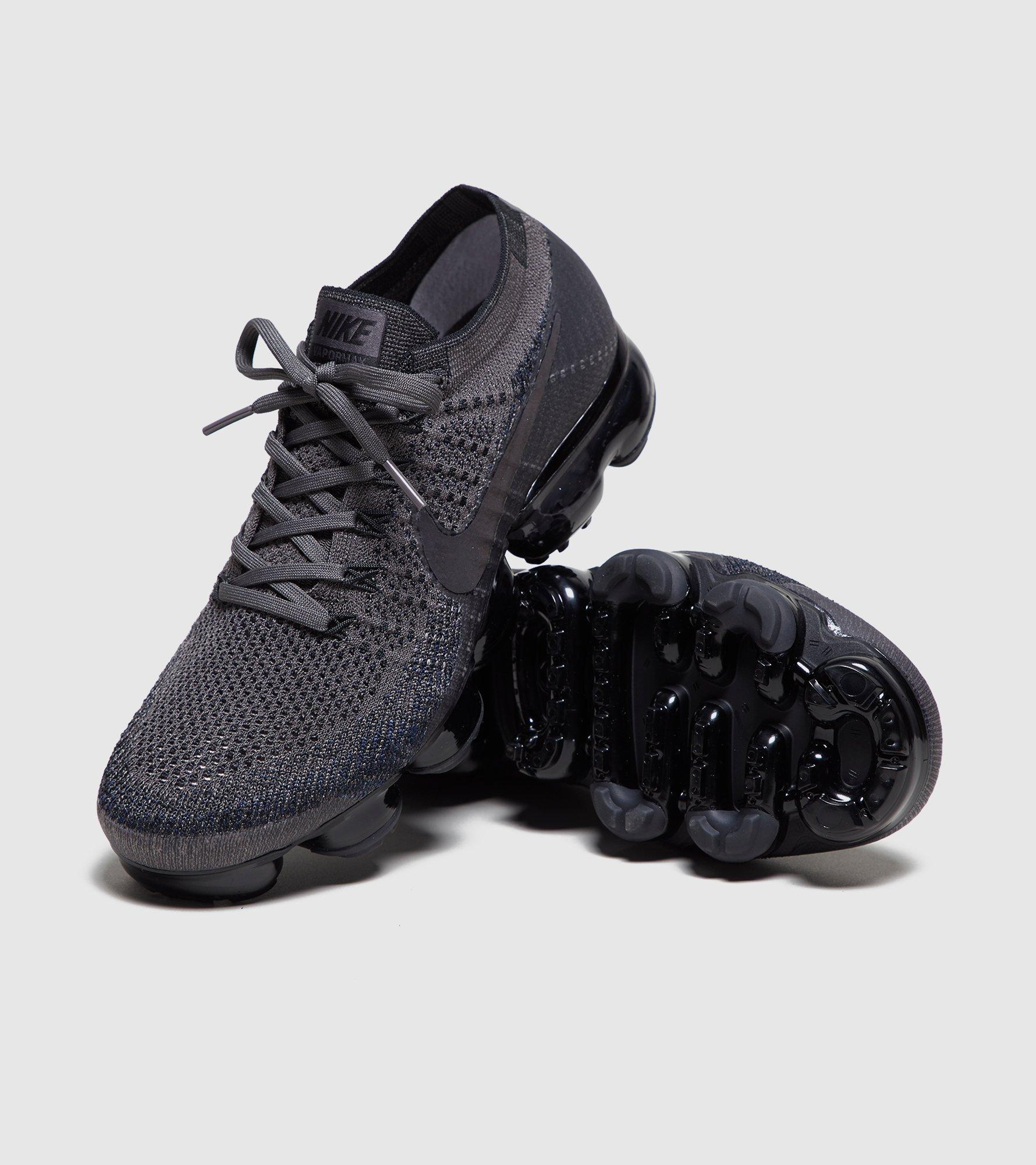 3931b623e42ea ... greece lyst nike air vapormax flyknit womens in black 8b14e 9ce37