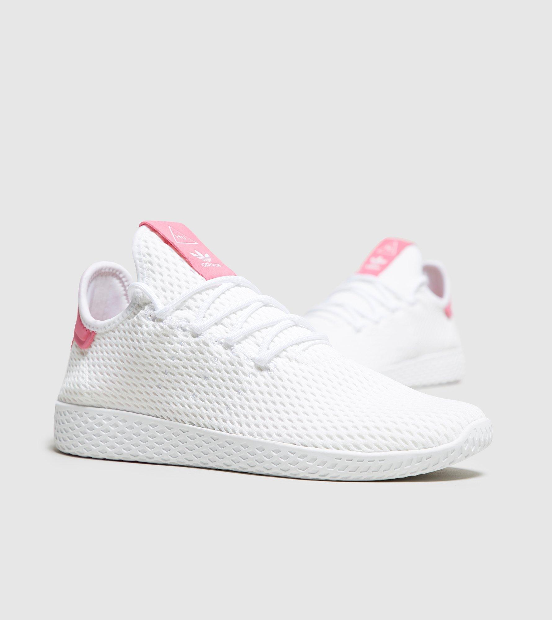 9e5f36e12f Adidas Originals White Pharrell Williams Tennis Hu