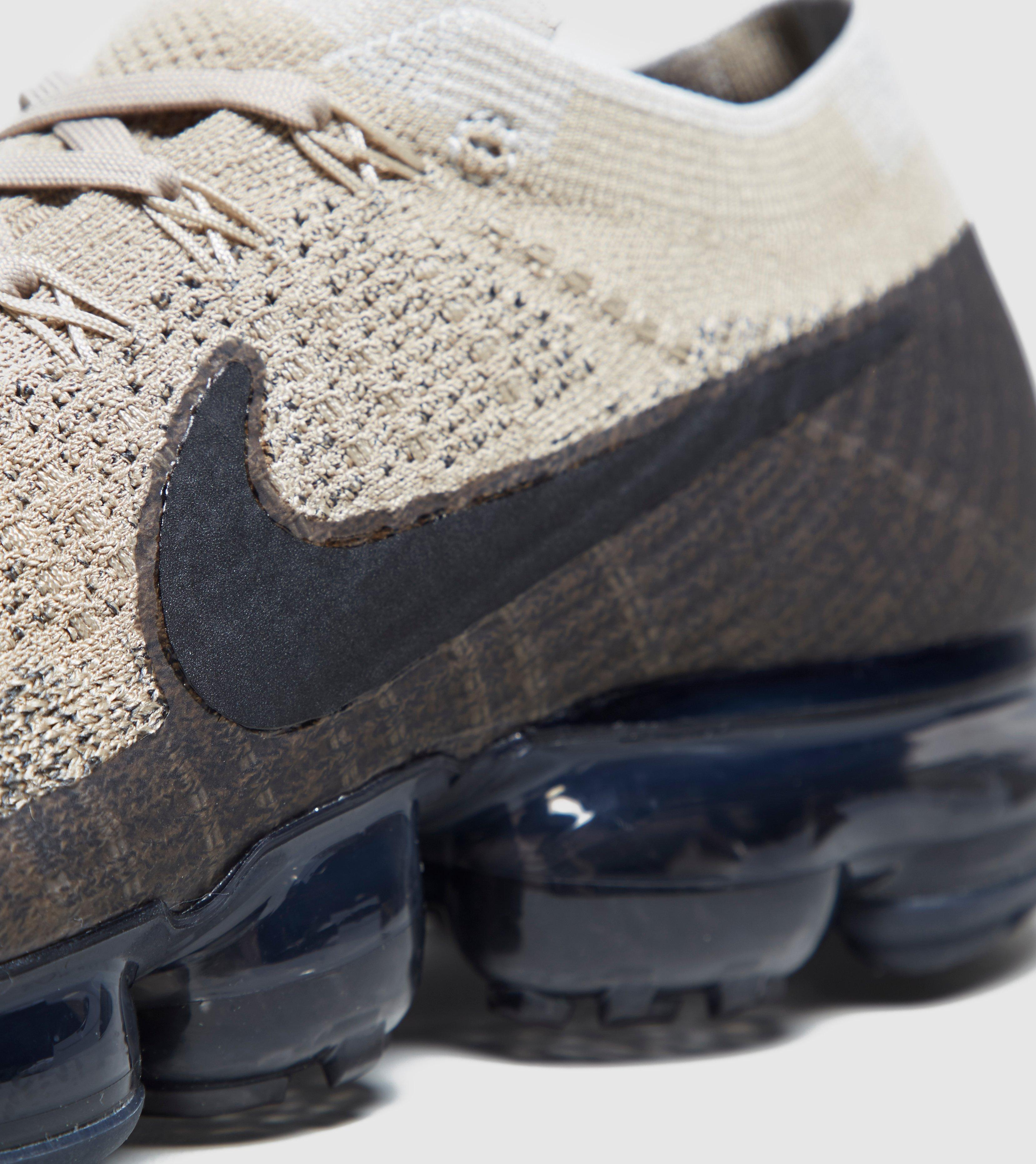 e58b2f5e4aa ... best price lyst nike air vapormax flyknit in brown for men a8008 d432b