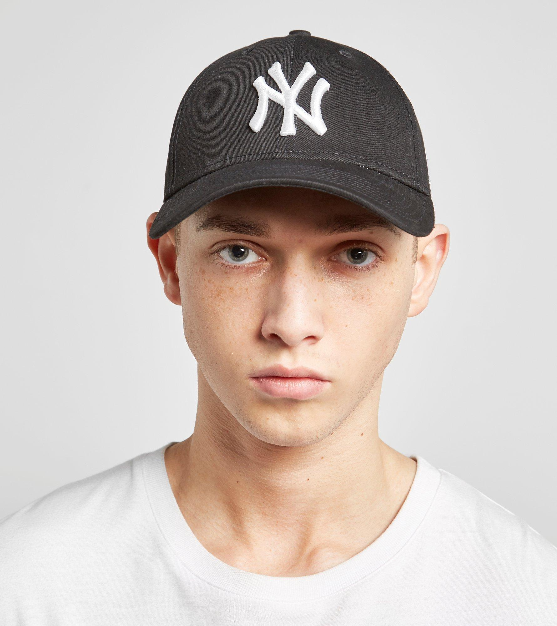 ... get lyst ktz mlb new york yankees 9forty cap in black for men 0fa93  be2ca 78483224530f
