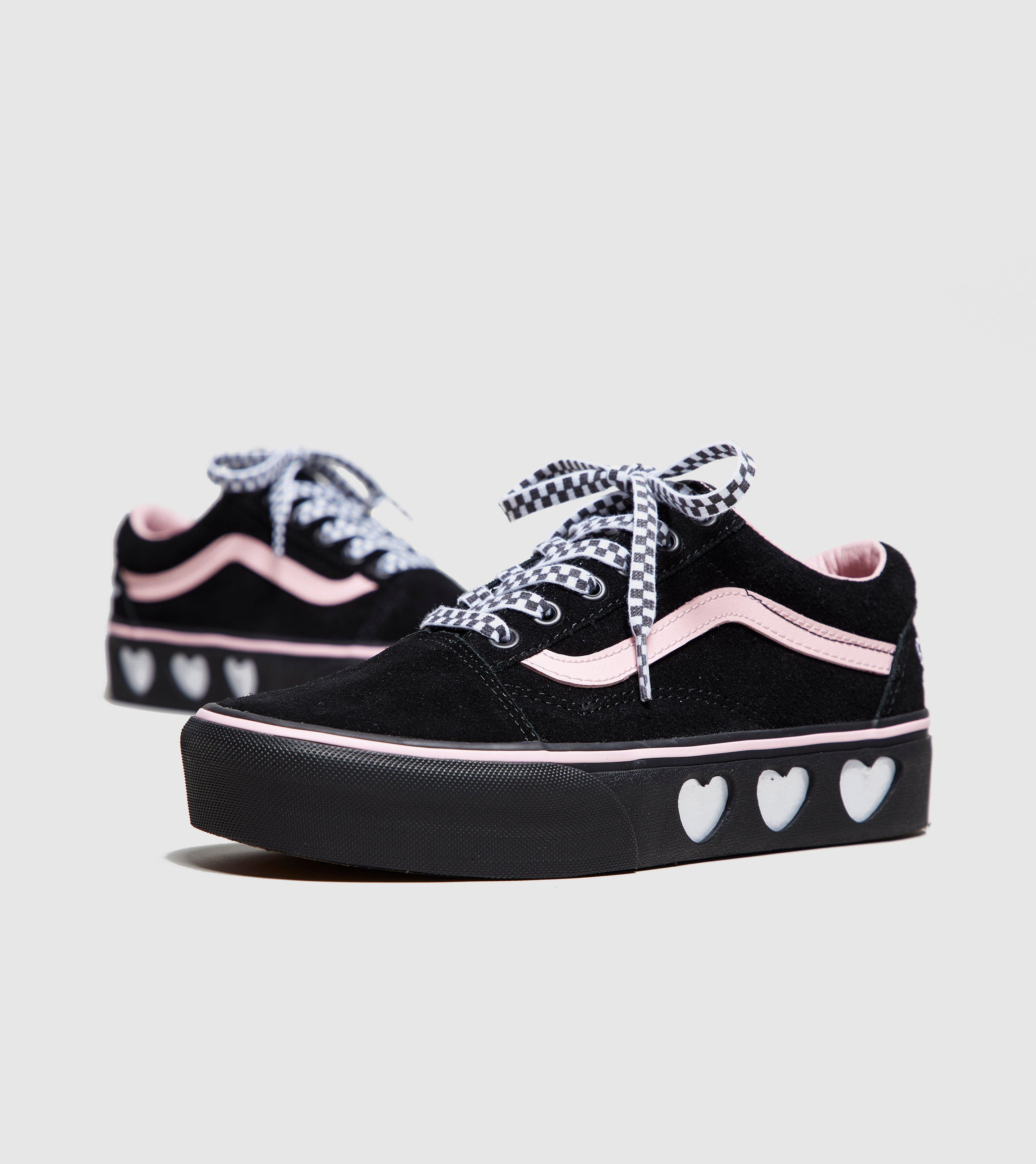 8036ac0d0b6d Lyst - Vans X Lazy Oaf Old Skool Platform in Black