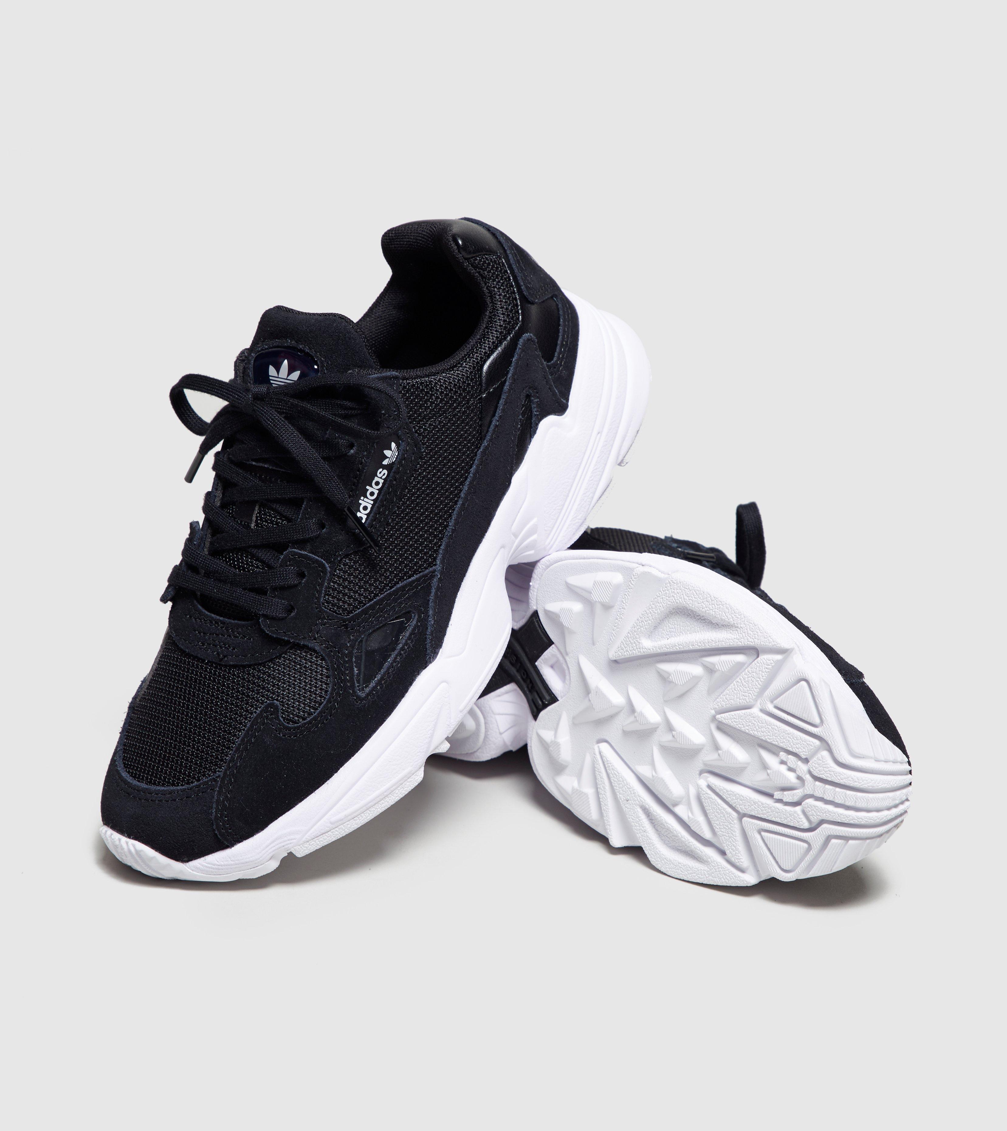 Adidas Originals Black Falcon Women's