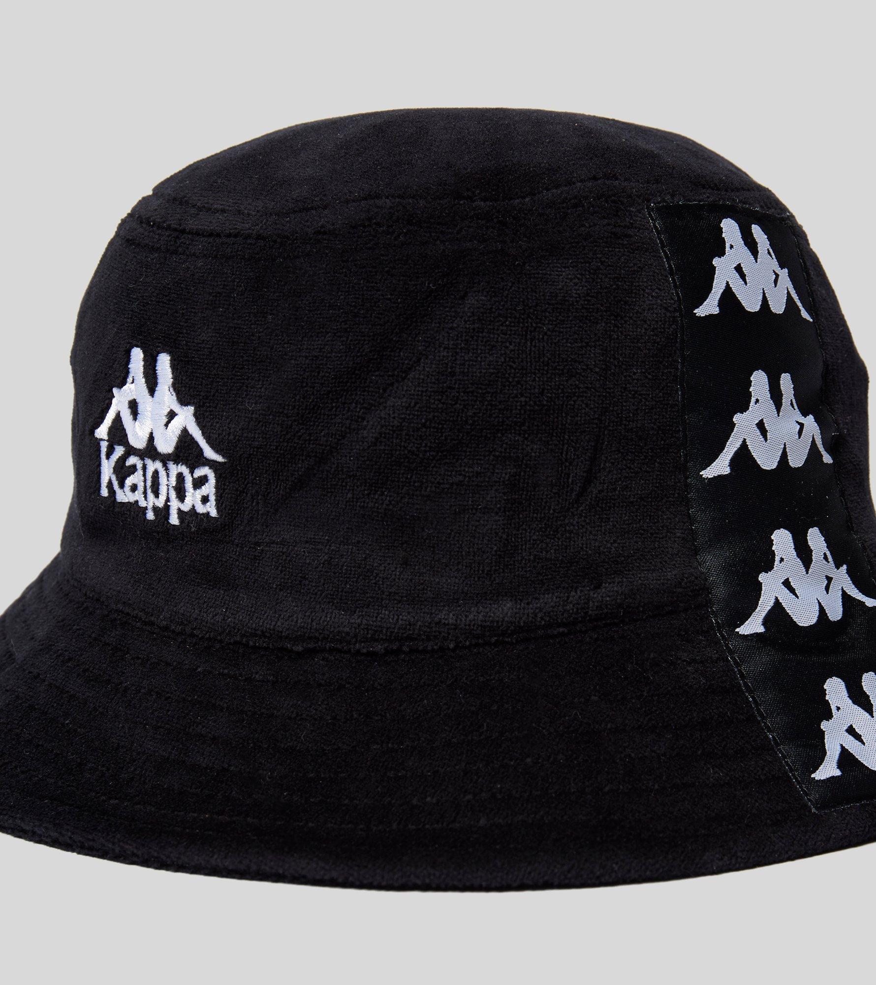 Lyst - Kappa Ayumen Bucket Hat in Black for Men af5251104563