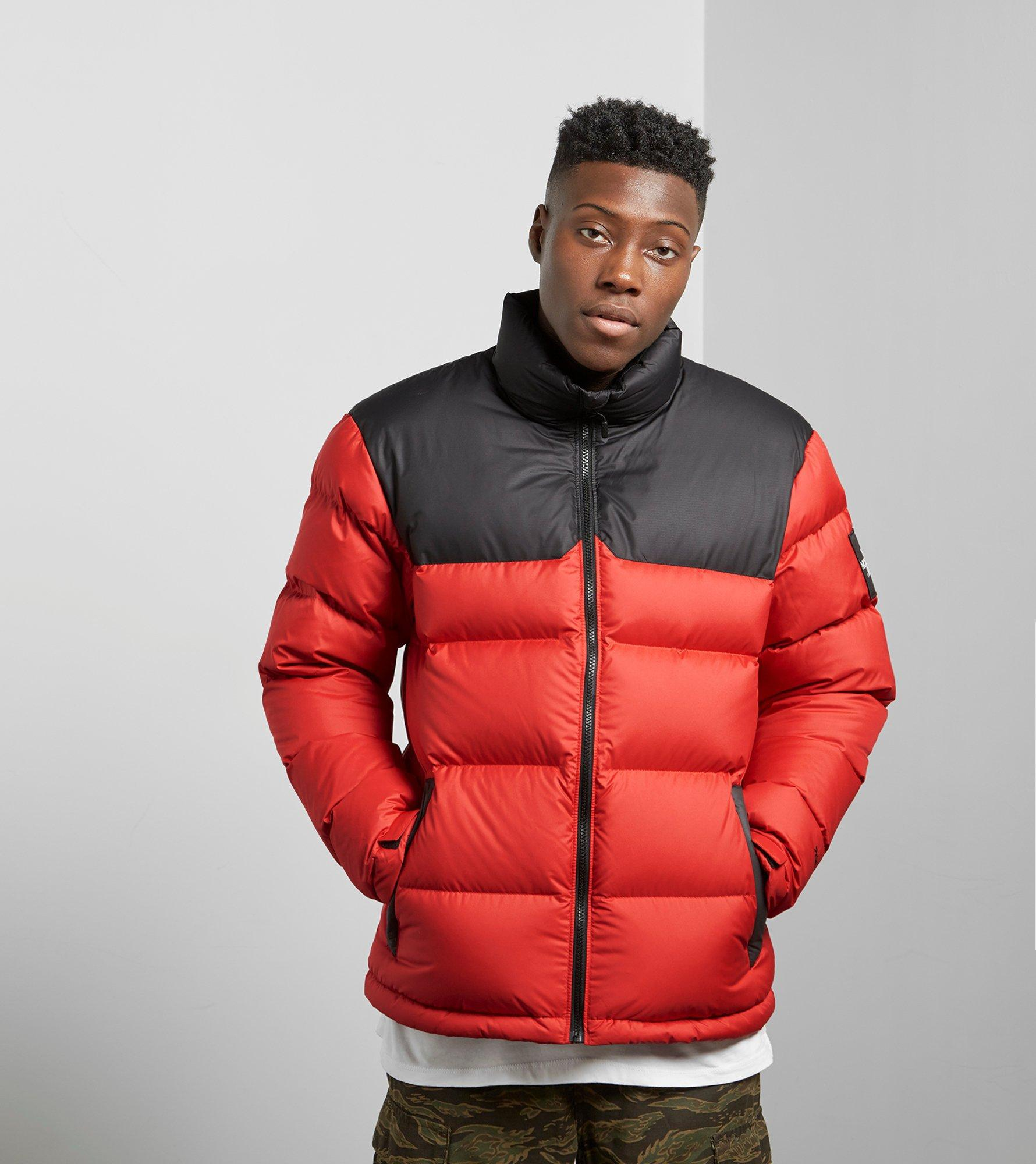 af2615d686 ... discount lyst the north face 1992 nuptse jacket in red for men 49f5c  20556