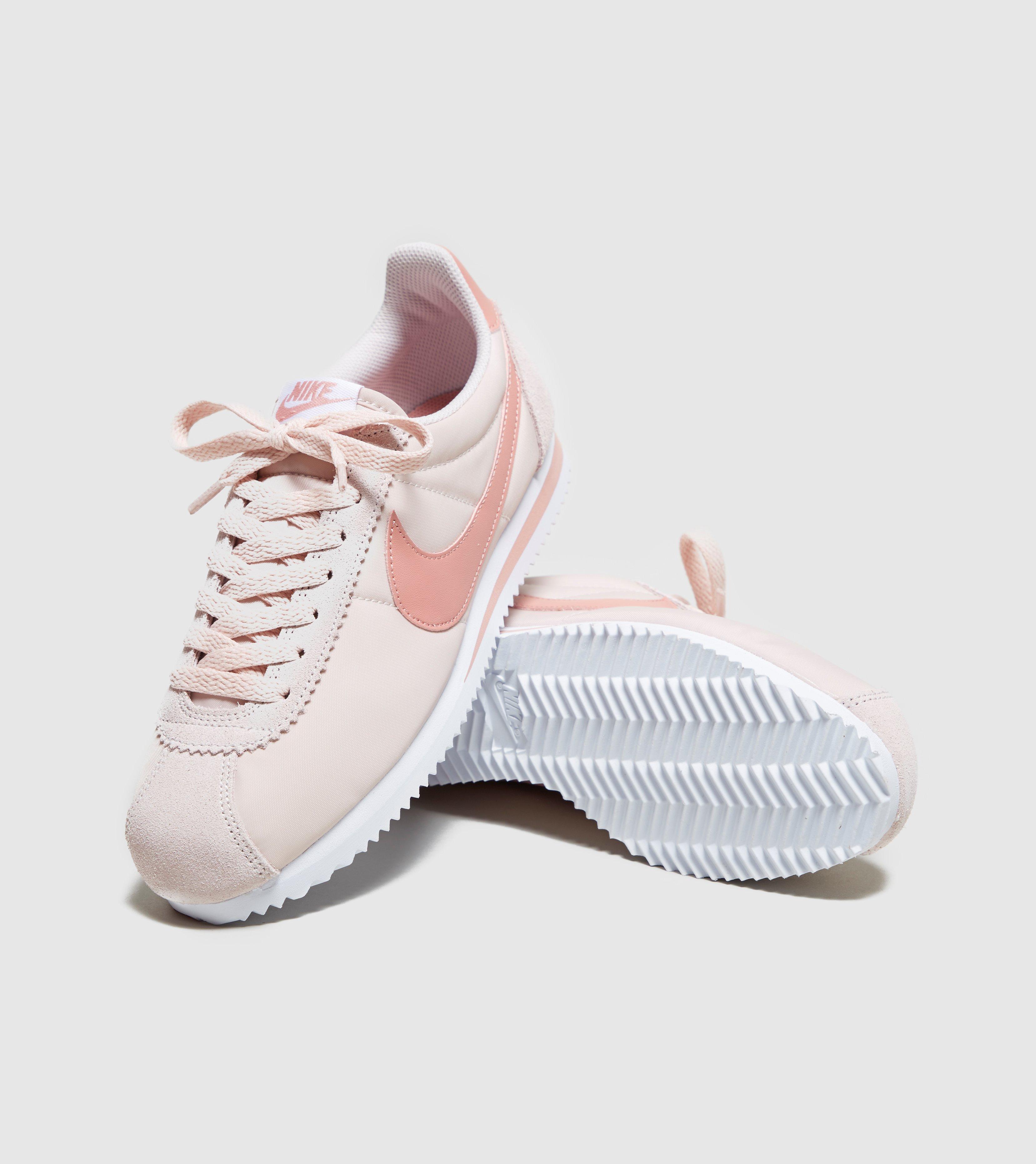 Lyst - Nike Classic Cortez Women s in Pink 31259d36782b