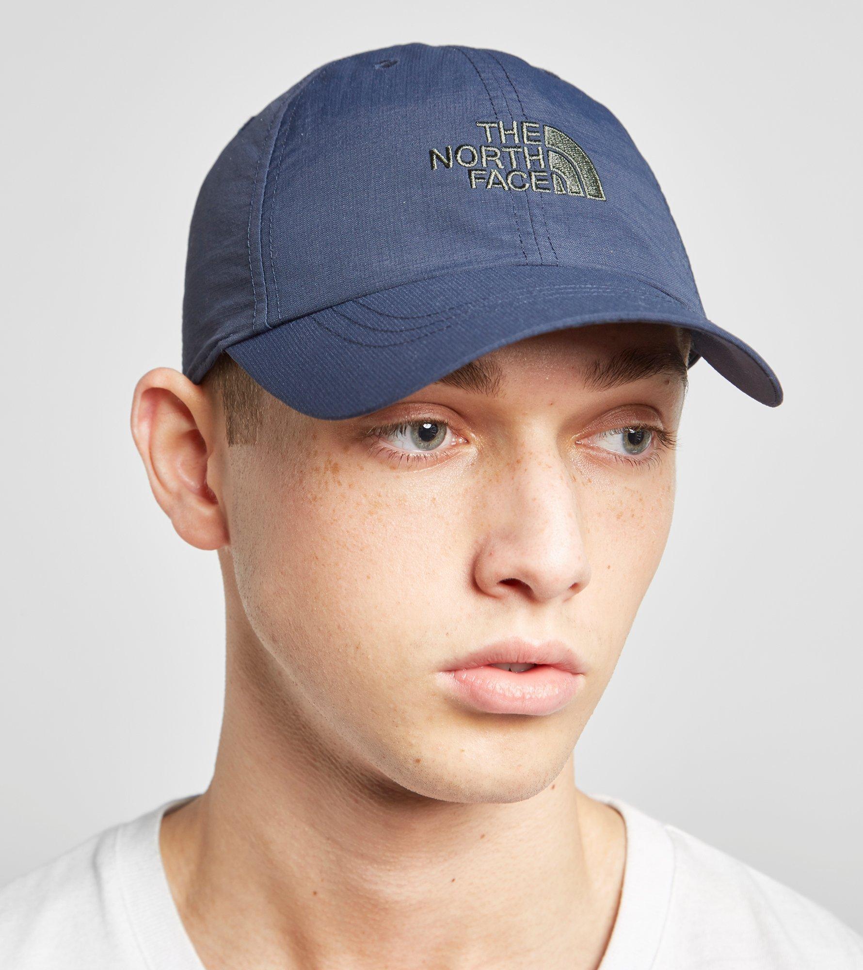 e1cb24abb3e Lyst - The North Face Horizon Ball Strapback Cap in Blue for Men