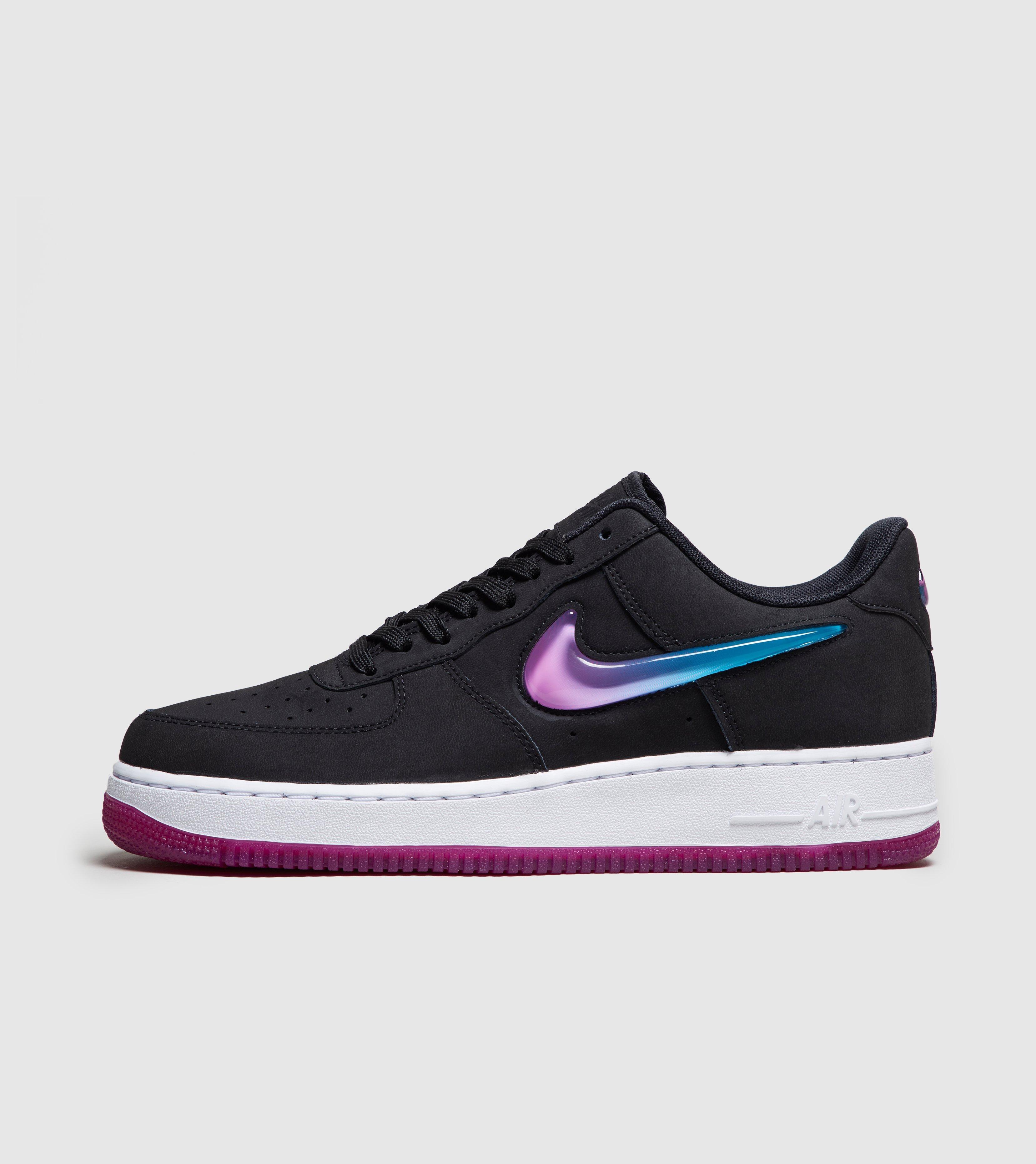 Nike Air Force 1 Low Jelly Jewel ,,Obsidian Mist
