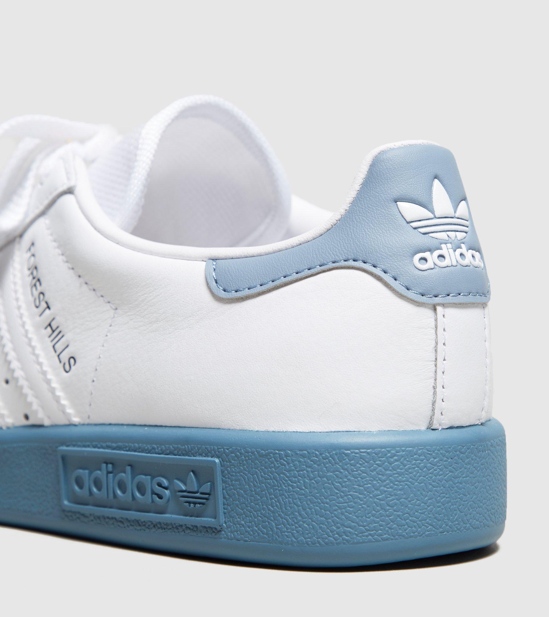 the best attitude 75e95 1fd70 Lyst - adidas Originals Forest Hills Women s in Blue