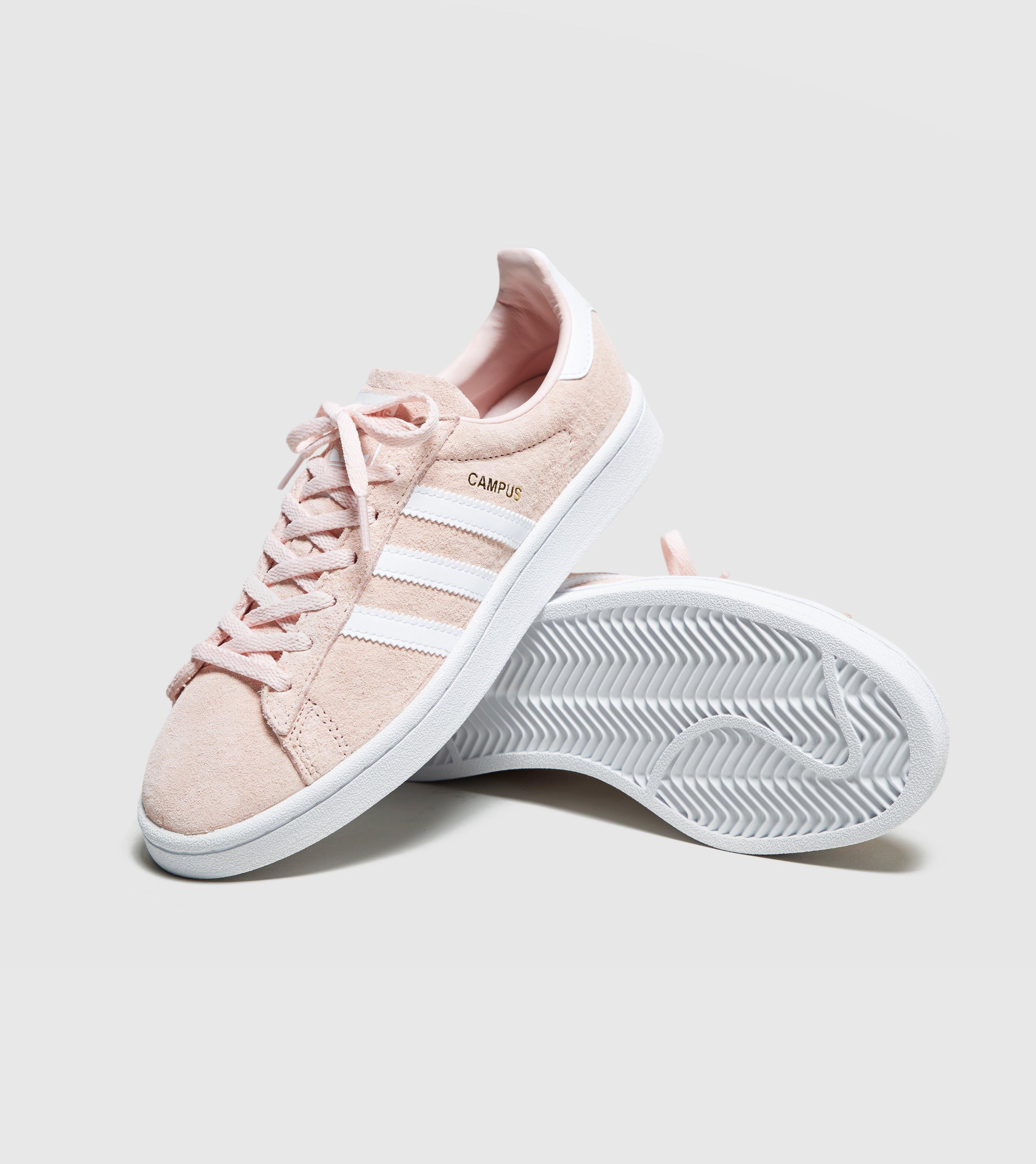 Adidas Originals Campus  mujer 's en color rosa Lyst