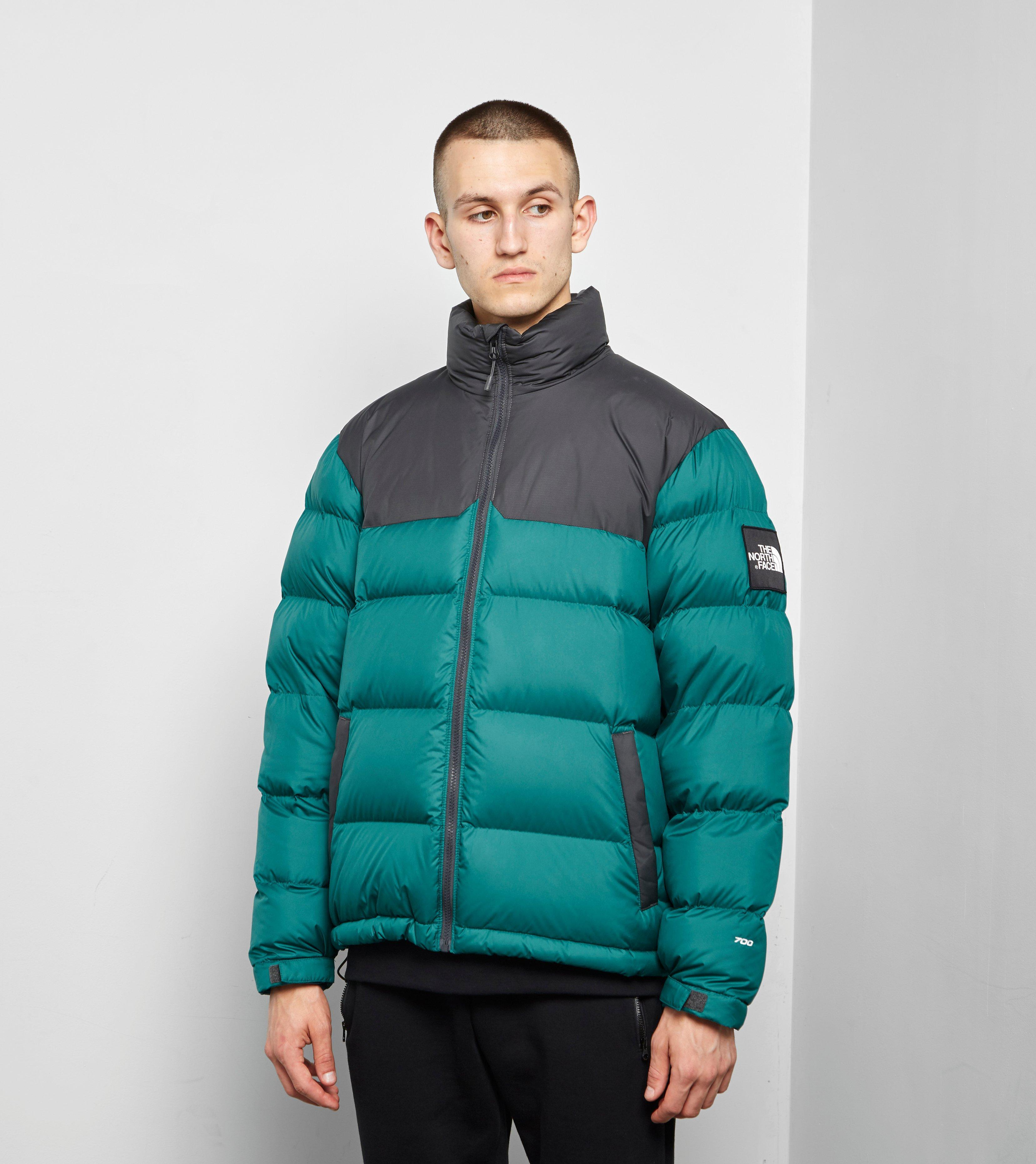 Lyst - The North Face 1992 Nuptse Jacket in Green for Men fa15b7c16