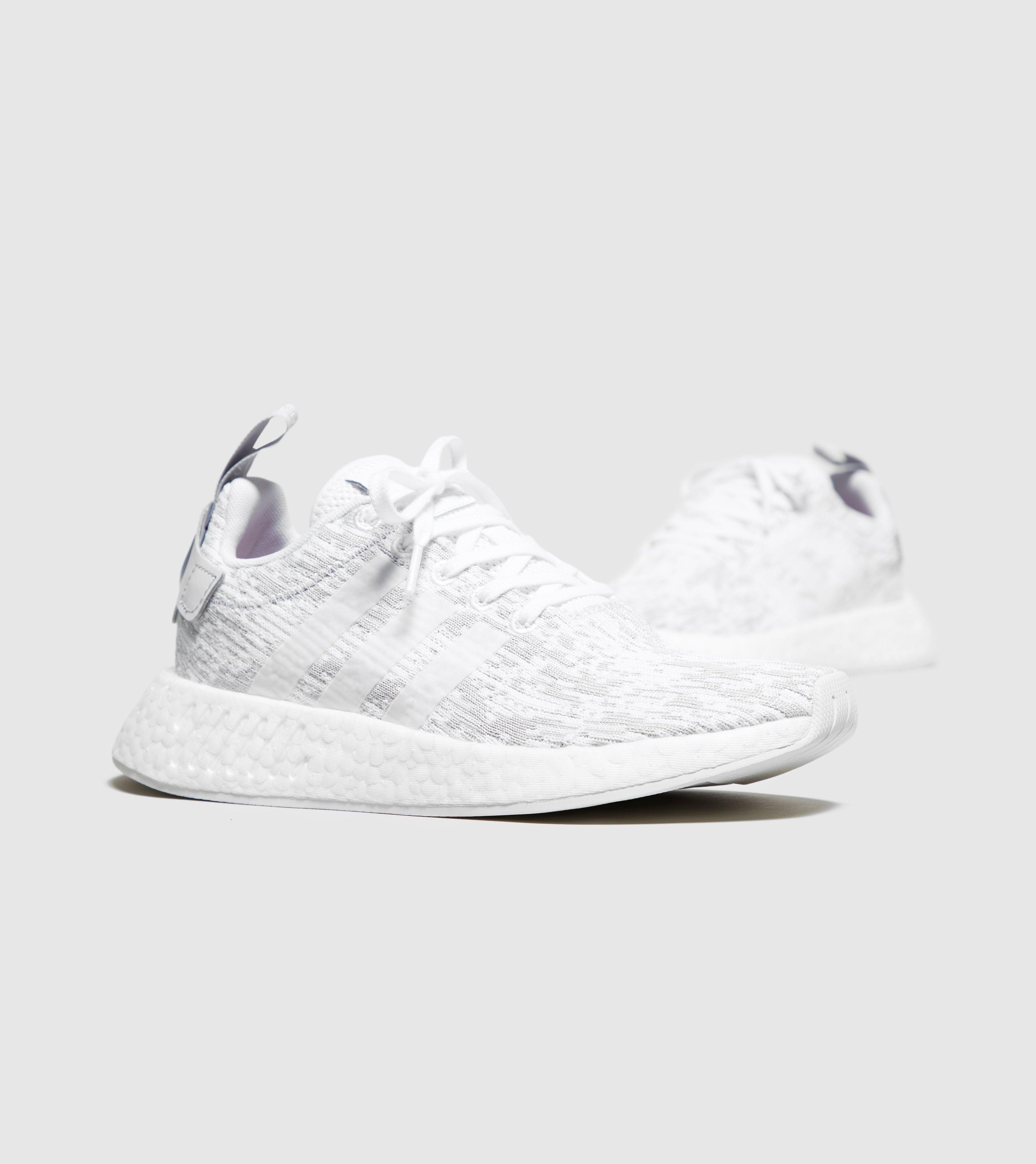 3b3efbb46924e adidas Originals Nmd R2 Women s in White - Lyst