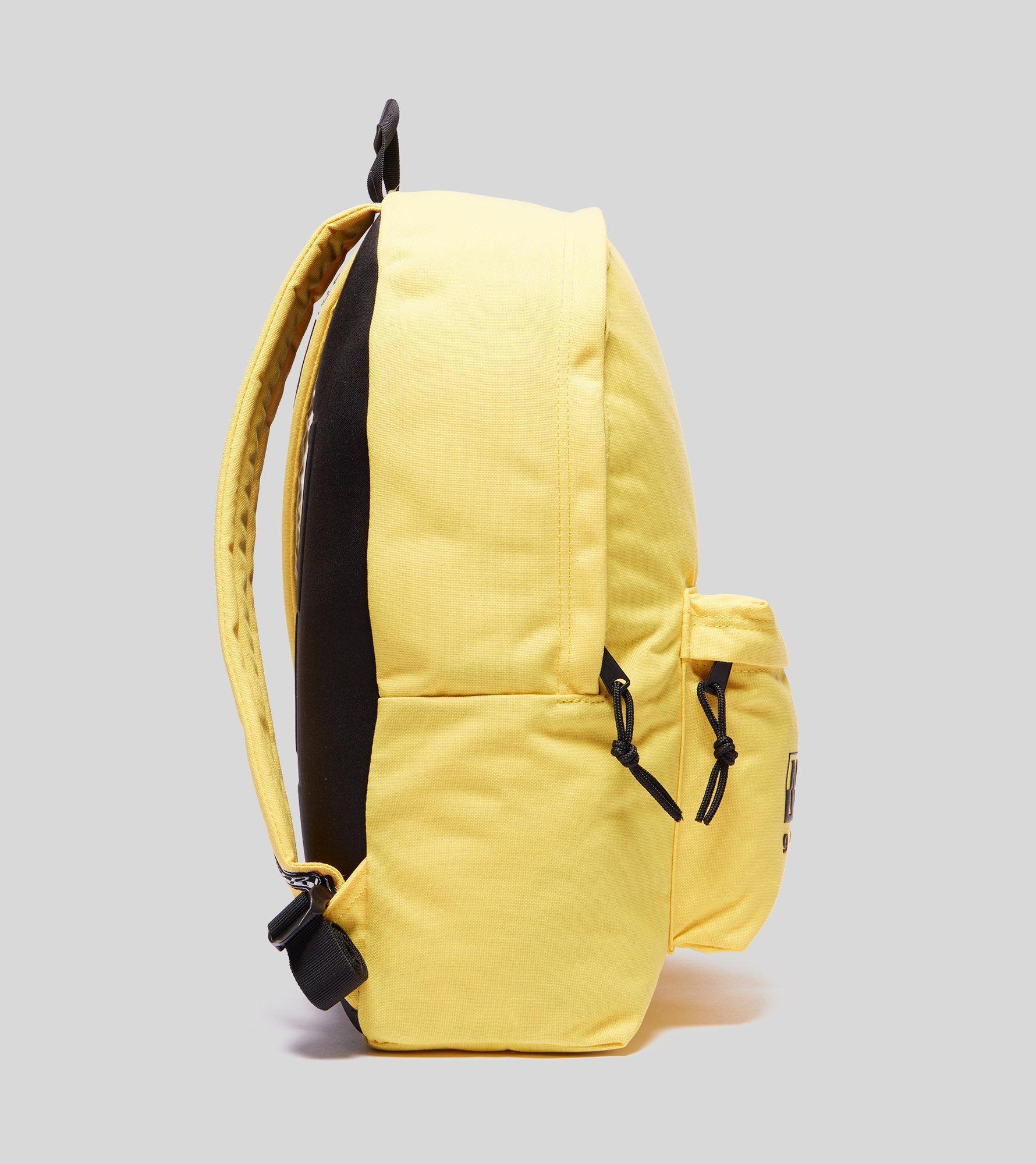 Lyst - Napapijri Hala Backpack in Yellow for Men