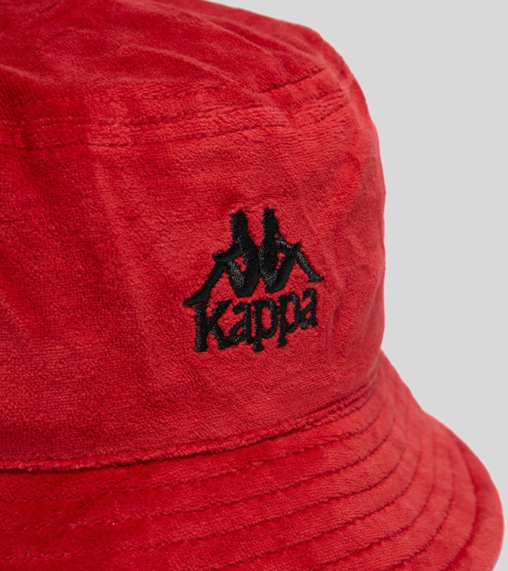 Kappa Ayumen Bucket Hat in Red for Men - Lyst 5851560dabe1