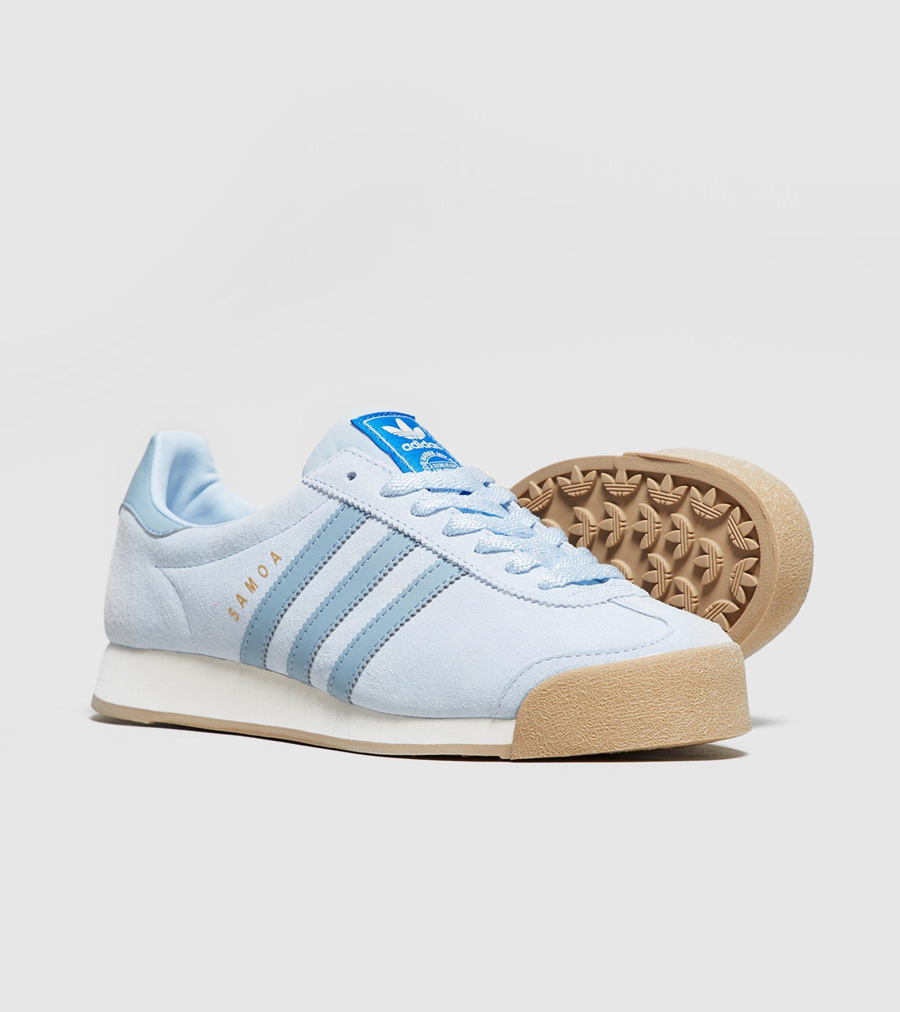 Lyst - Adidas Originals Samoa Vintage in Blue for Men ba9ec4cf56cf