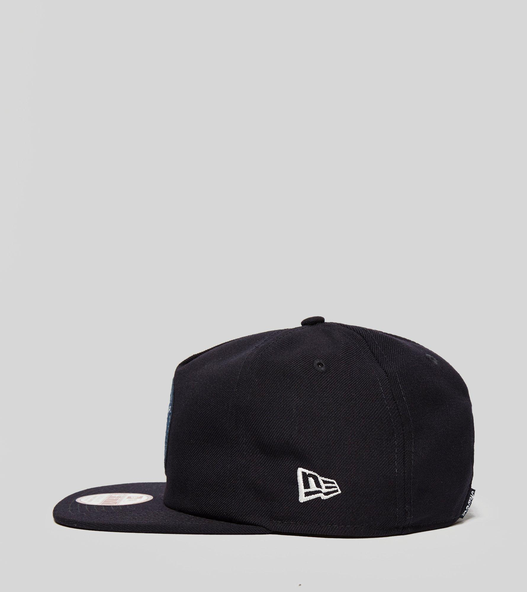 Lyst - Ktz 9fifty A-frame Wool Snapback - Size? Exclusive in Black ...