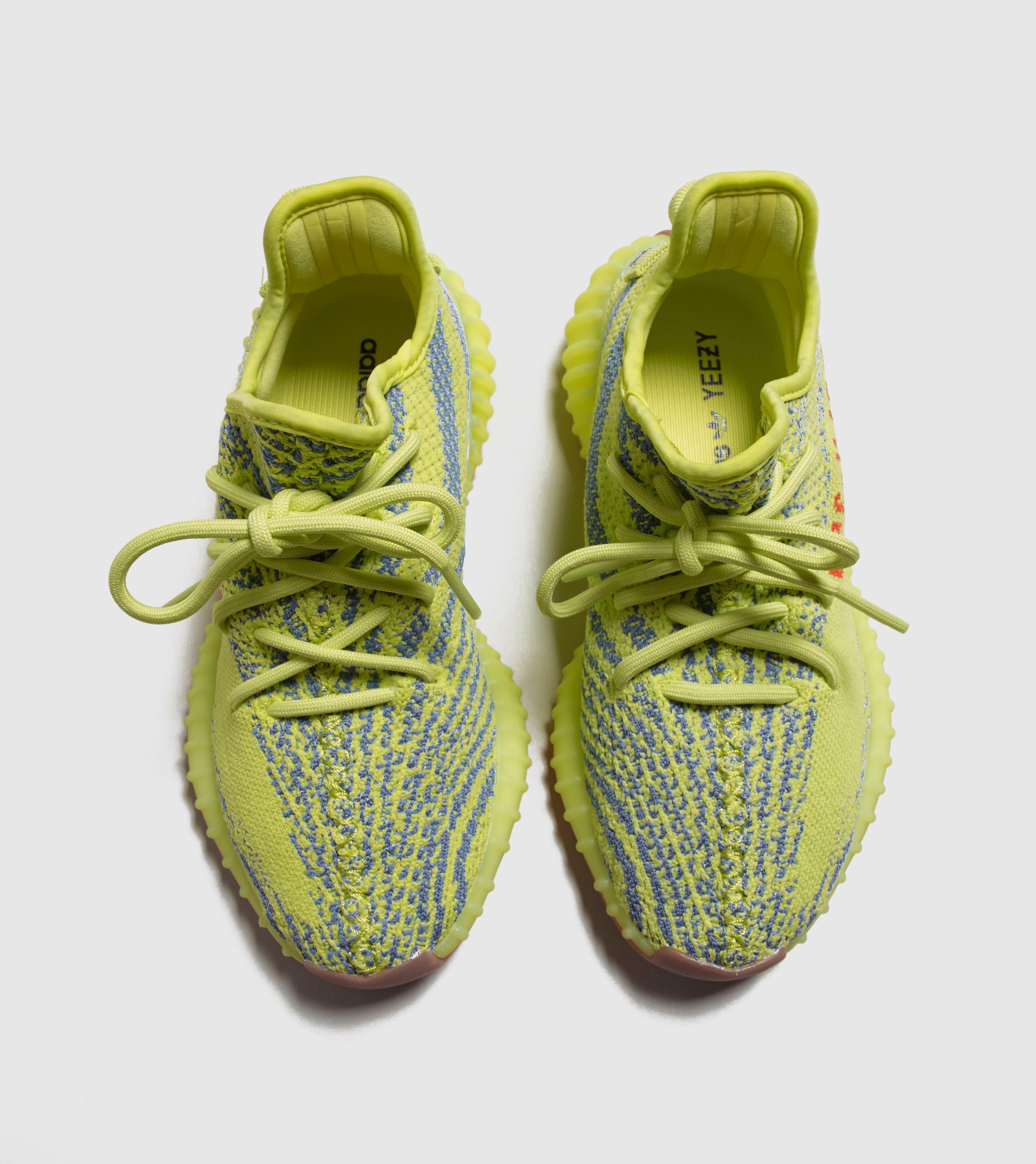 6d0f209283c Lyst - adidas Originals Yeezy Boost 350 V2 Women s in Yellow