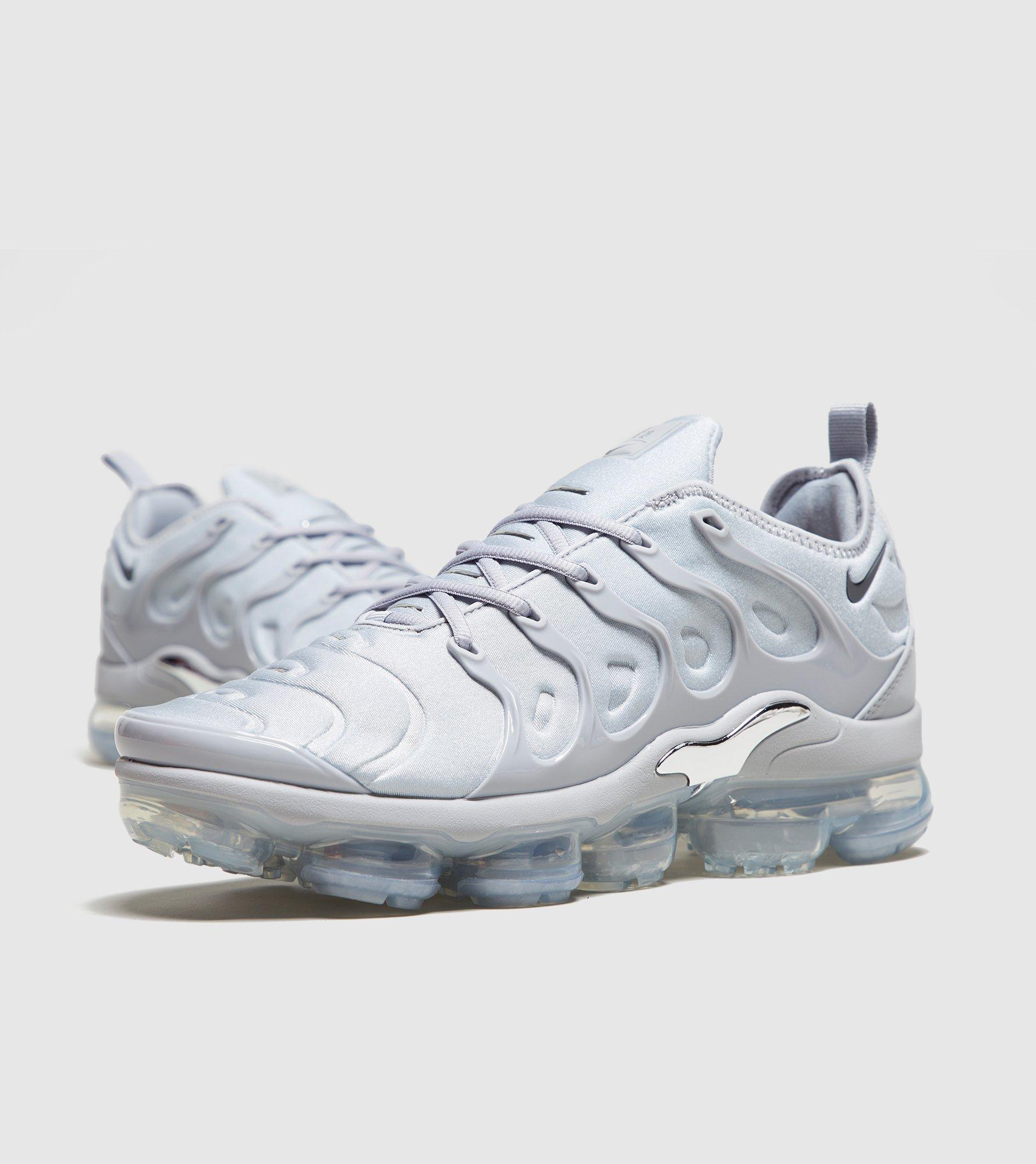 online retailer 228f1 89f4a Nike - Gray Air Vapormax Plus - Lyst