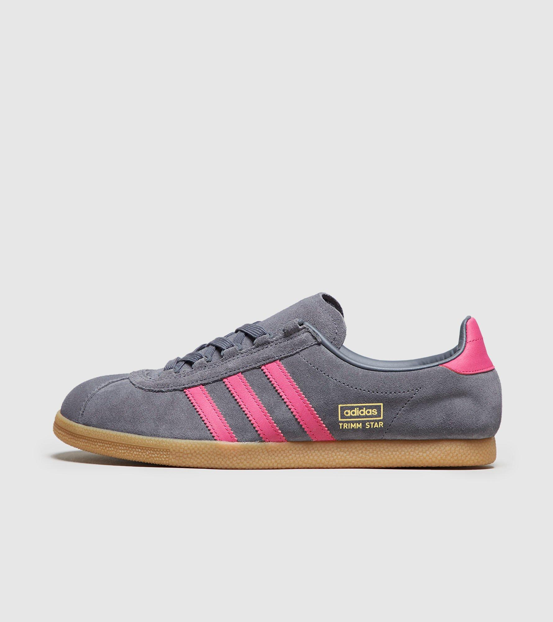 Adidas Originals Trimm Star - Size  Exclusive in Gray for Men - Lyst 53fbc88aa