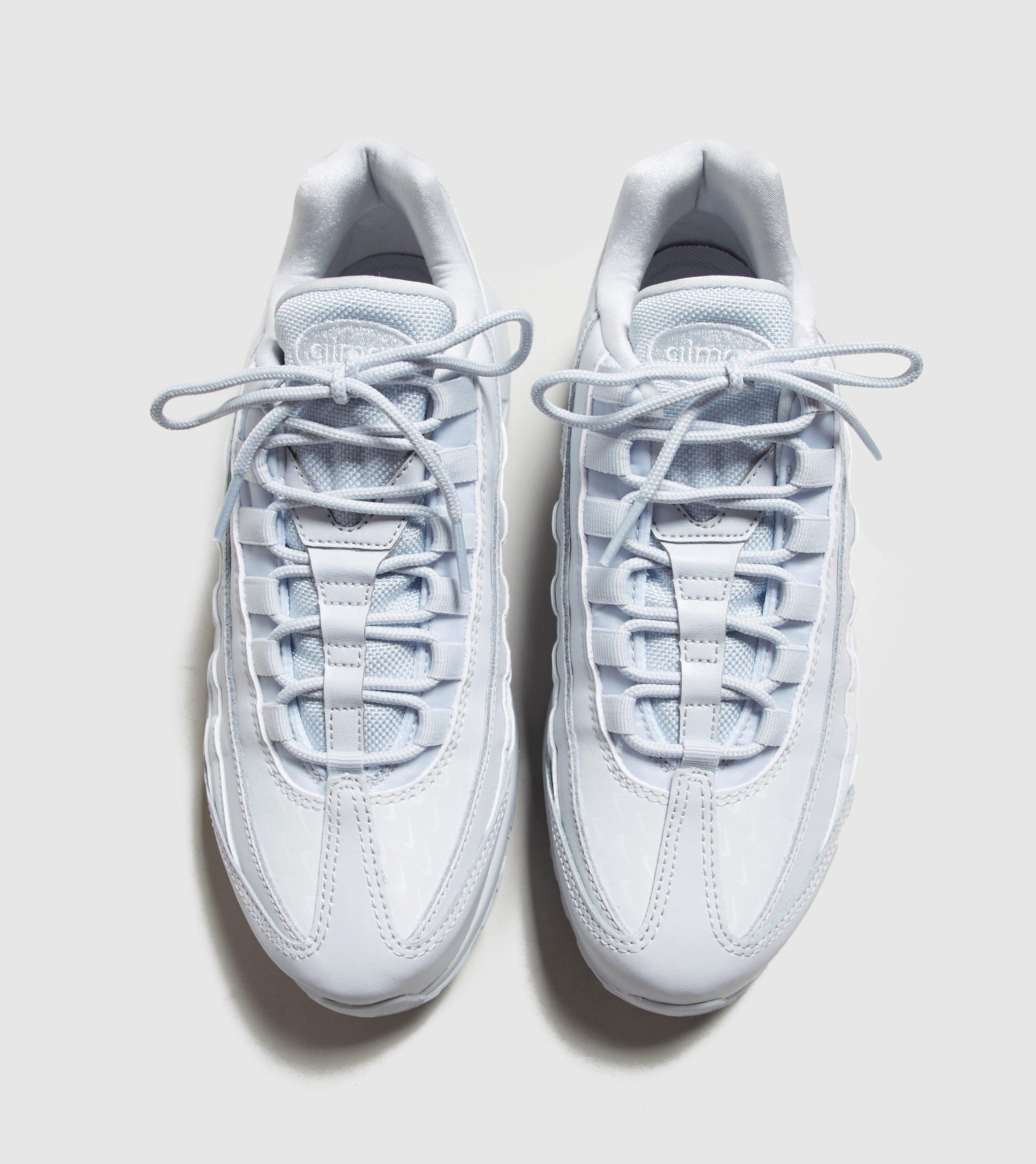 c1dbede85c890 Lyst - Nike Air Max 95  stealth  Women s in White