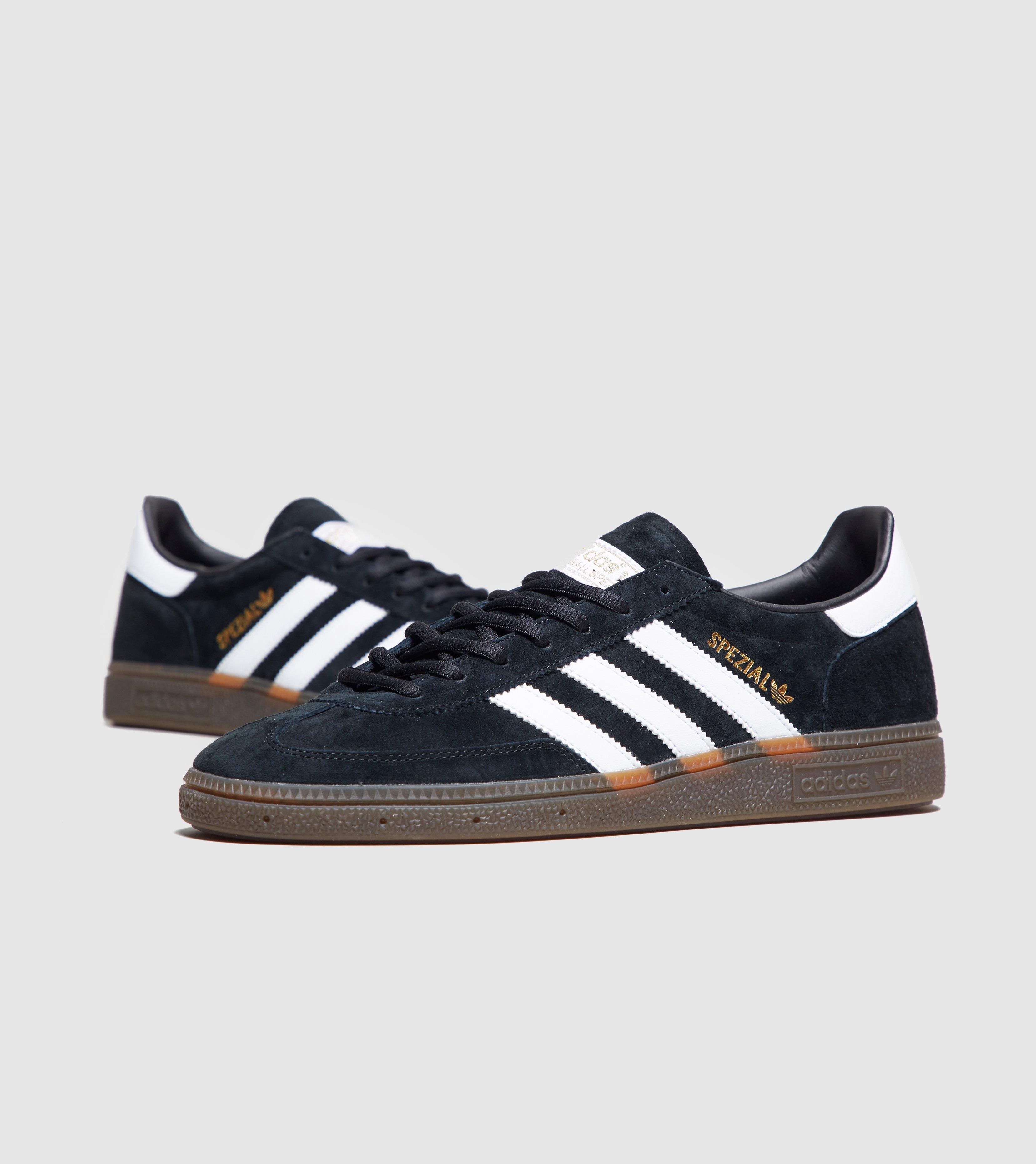 0166335b5663 Adidas Originals - Black Handball Spezial for Men - Lyst. View fullscreen