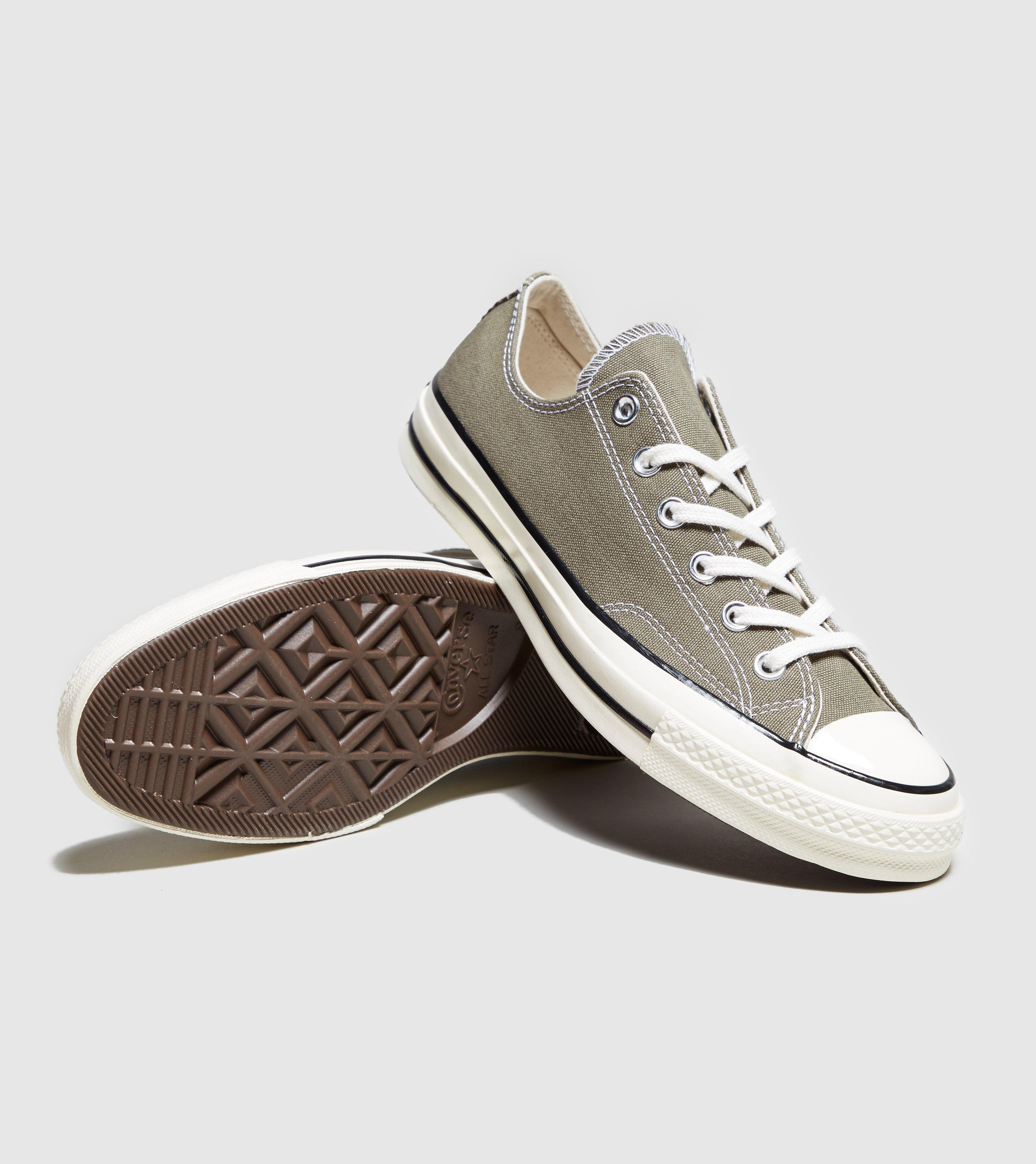 892e271de51f7b ... Lyst - Converse Chuck Taylor All Star 70 Ox Low in Green for new  authentic 5ec37 ...