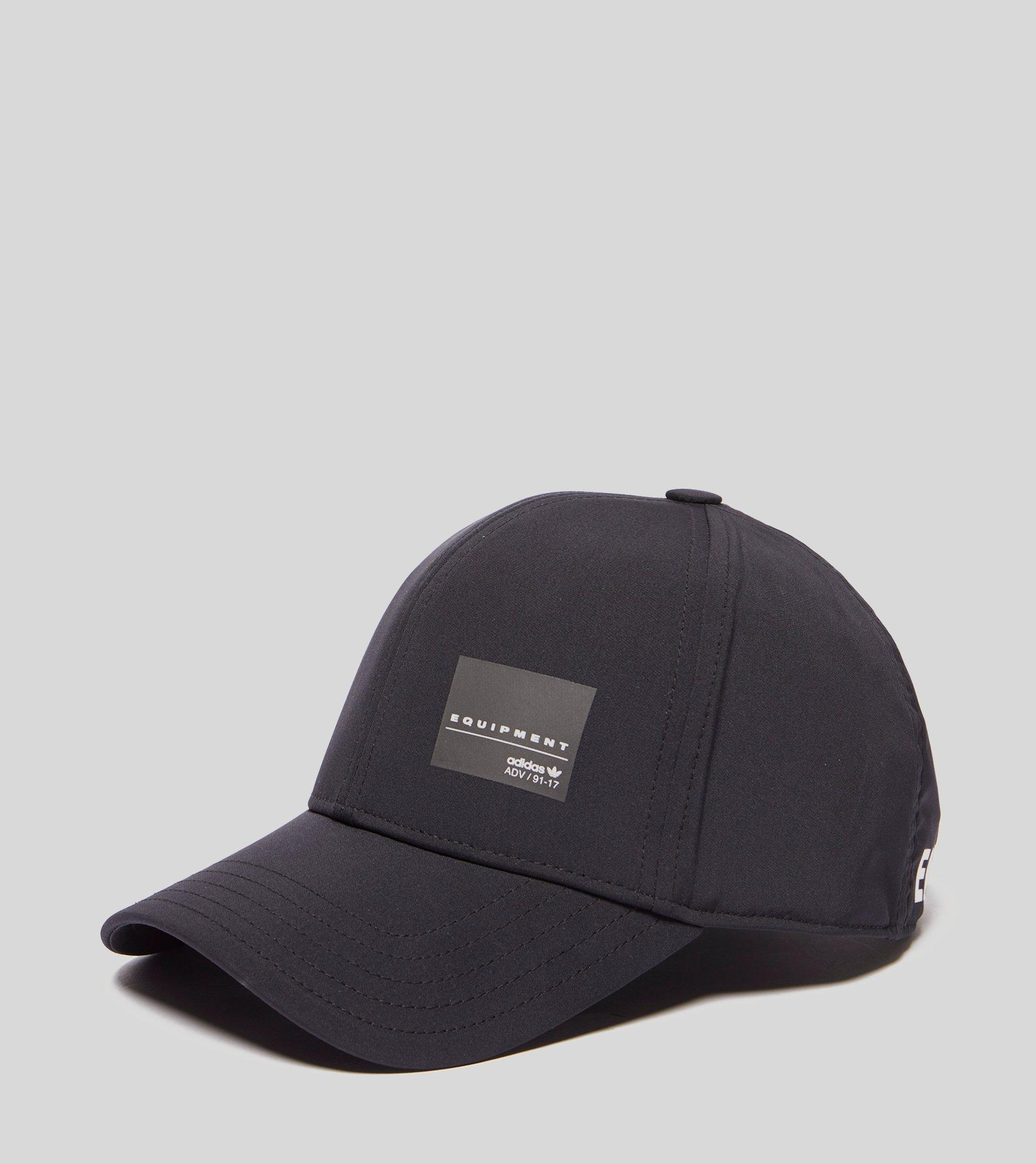 abb2e579 ... equipment re edition cap hat baseball ay9420 5f36a da806; denmark lyst  adidas originals eqt classic cap in black for men 7f384 f1982