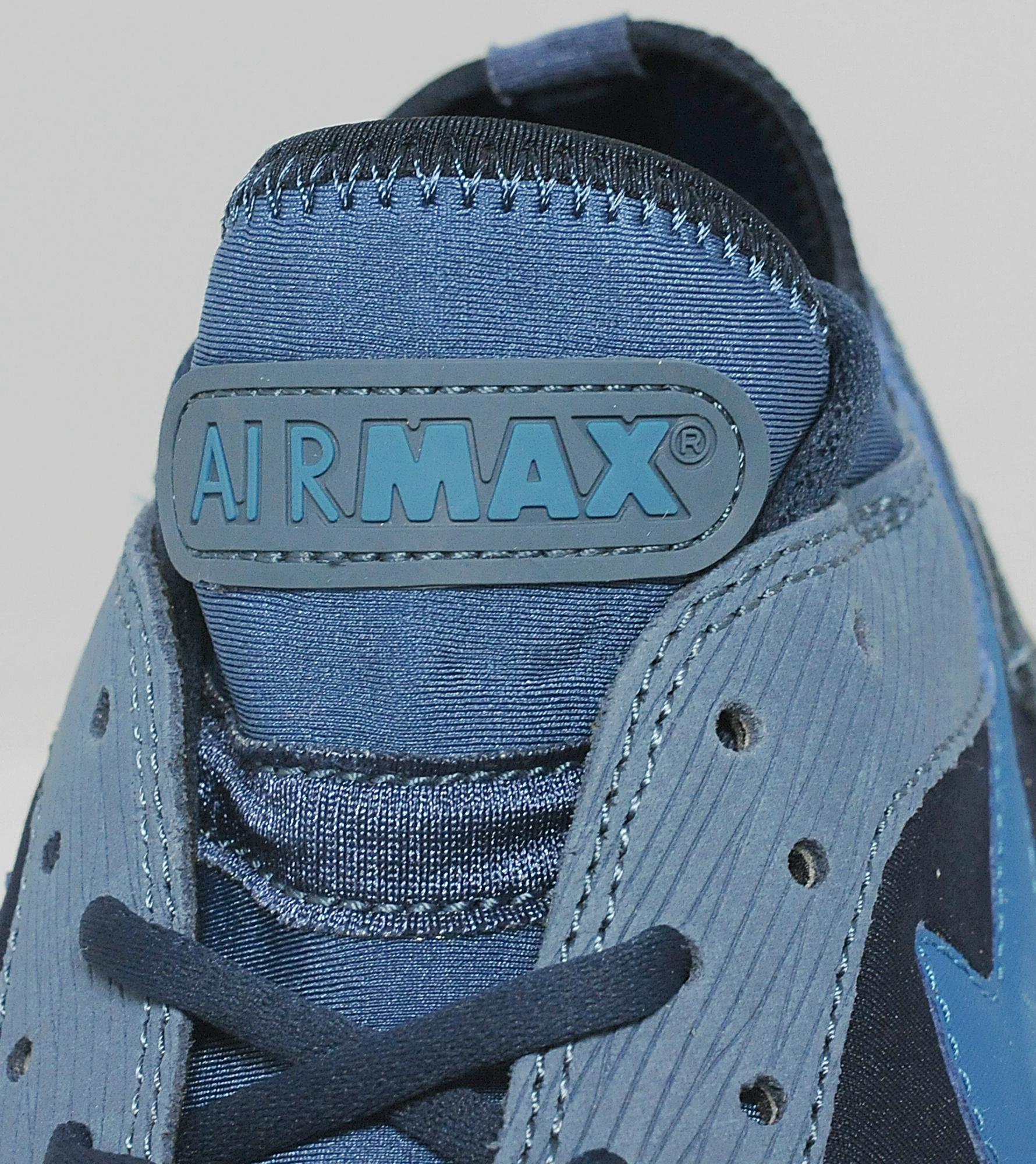 nike air max 93 size navy blue