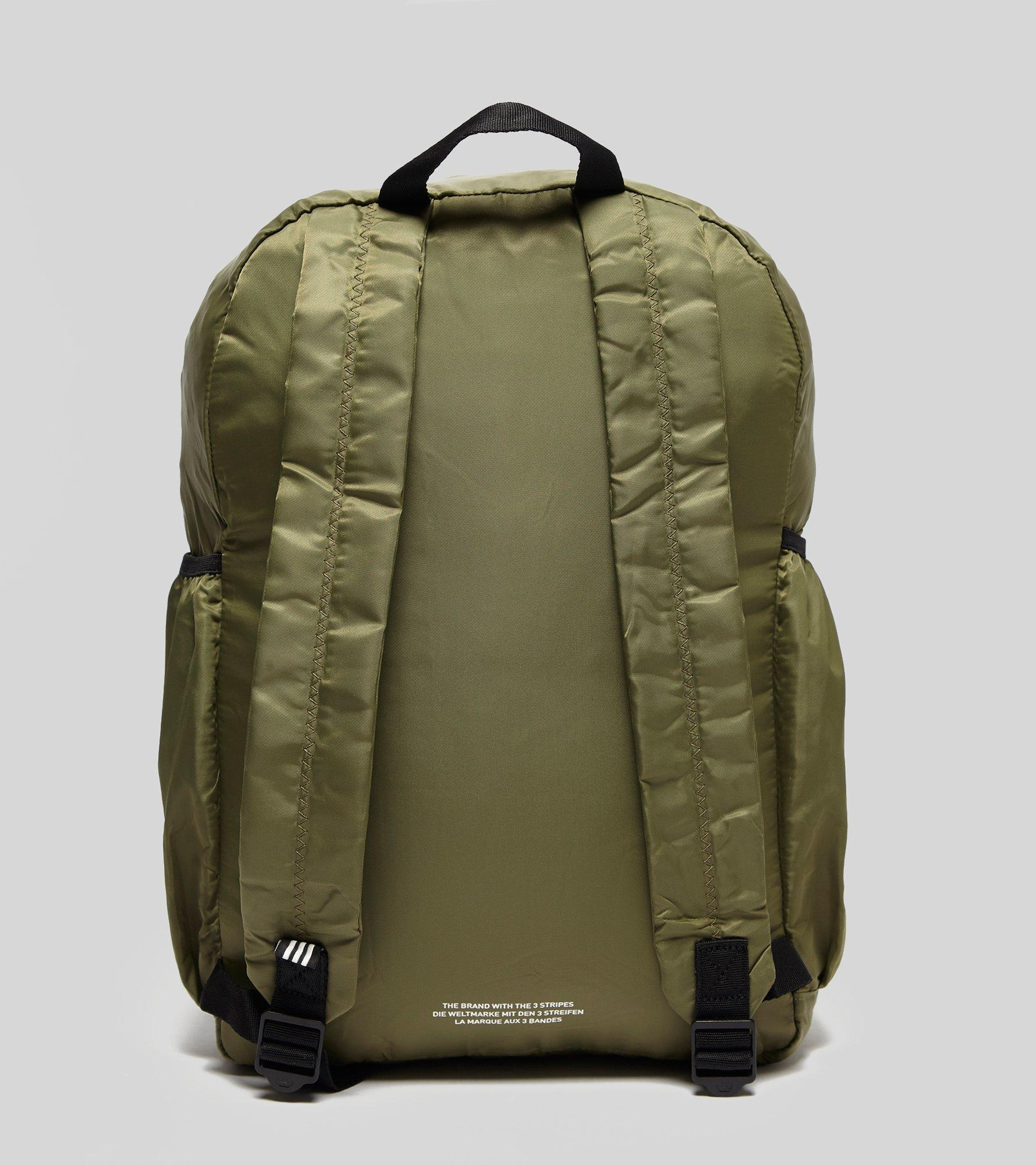 ad802f6e6001 Lyst - adidas Originals Packable Backpack in Green for Men