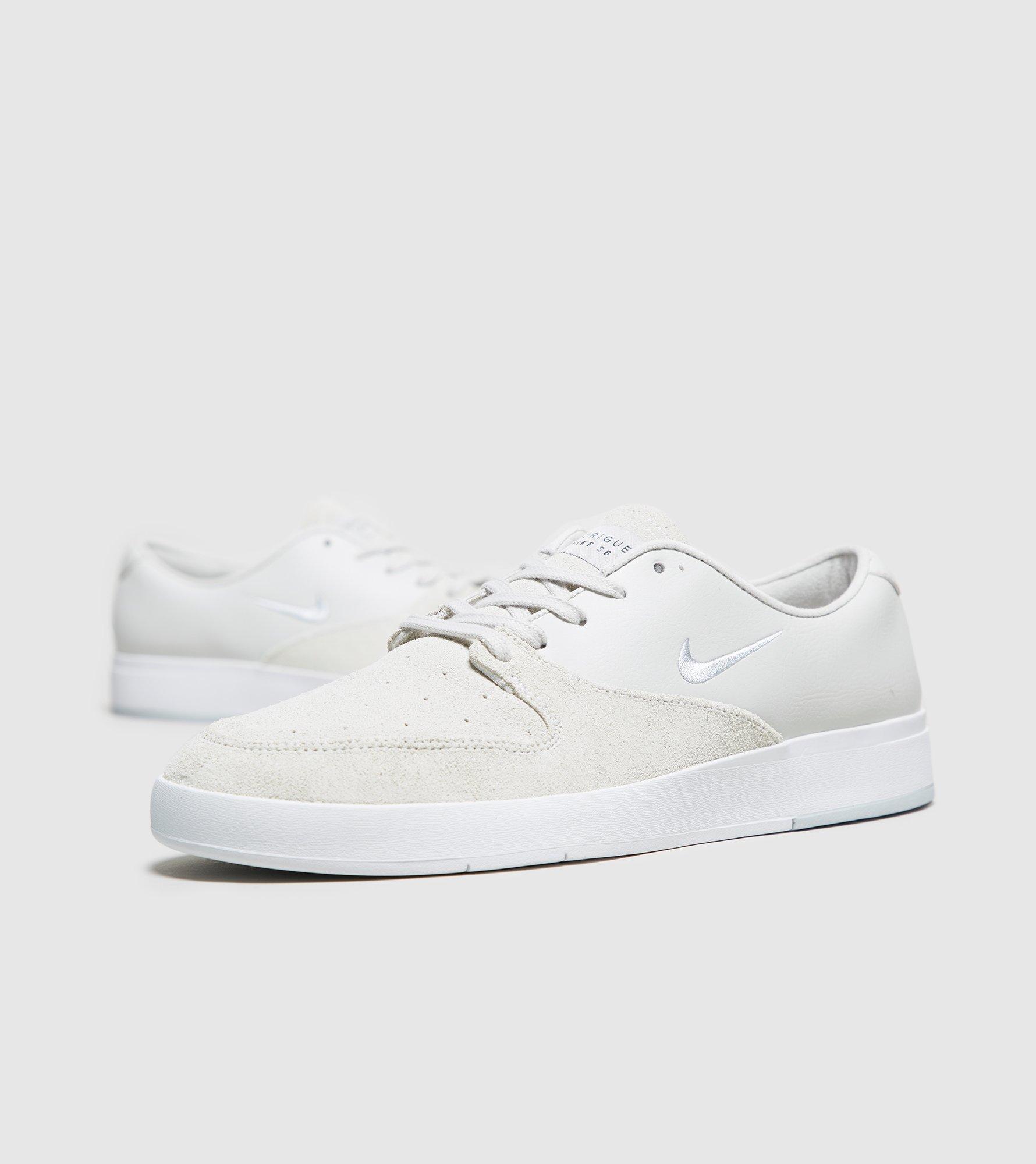 Nike. Men's White Paul Rodriguez X