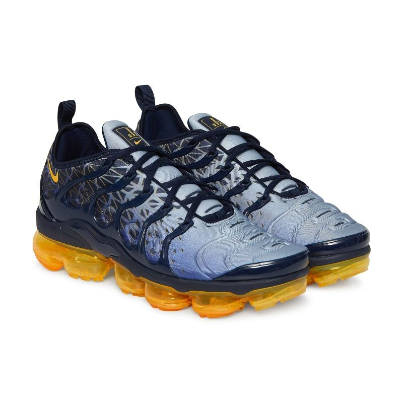 finest selection 6d7a8 42657 Nike - Blue Air Vapormax Plus Sneakers for Men - Lyst. View fullscreen