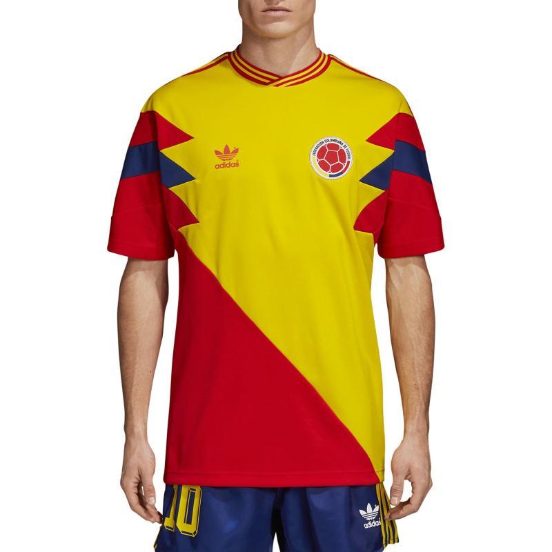 adidas Originals Colombia Mash-up T-shirt for Men - Lyst d96d8e512
