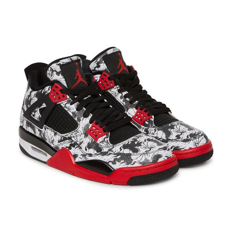 209a85221e272e Nike - Multicolor Air 4 Retro  singles Day  Sneakers for Men - Lyst. View  fullscreen