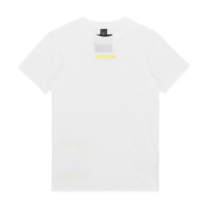 ba2bb301 adidas Originals. Women's White Wmns Kaval T-shirt. £36 From Slam Jam  Socialism