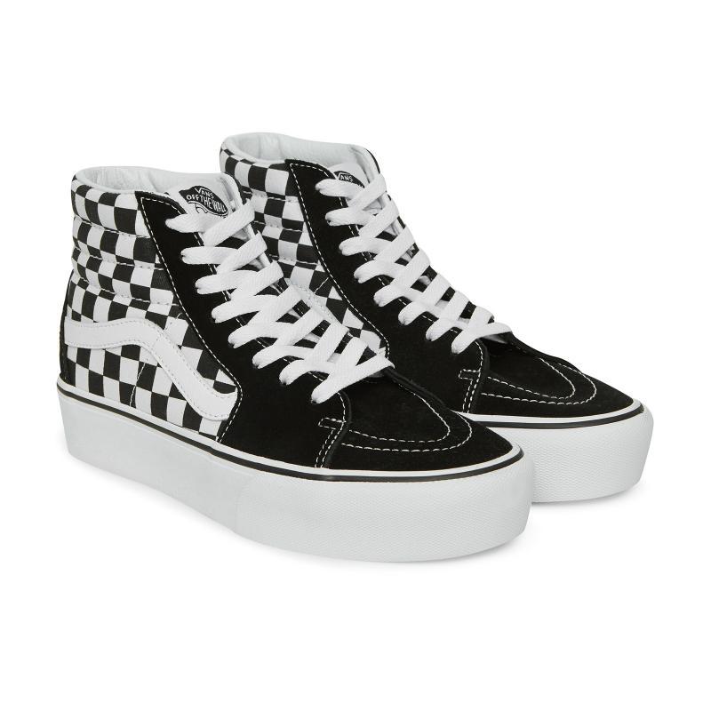 bfdd01cc892a Vans Wmns Sk8-hi Platform 2.0 Sneakers - Lyst