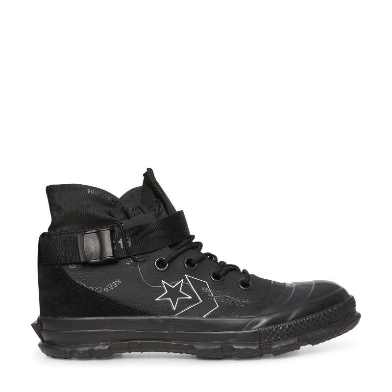 Converse. Men s Black Fastbreak Mc18 High Top Sneakers.  205  123 From Slam  Jam Socialism 4071ef202